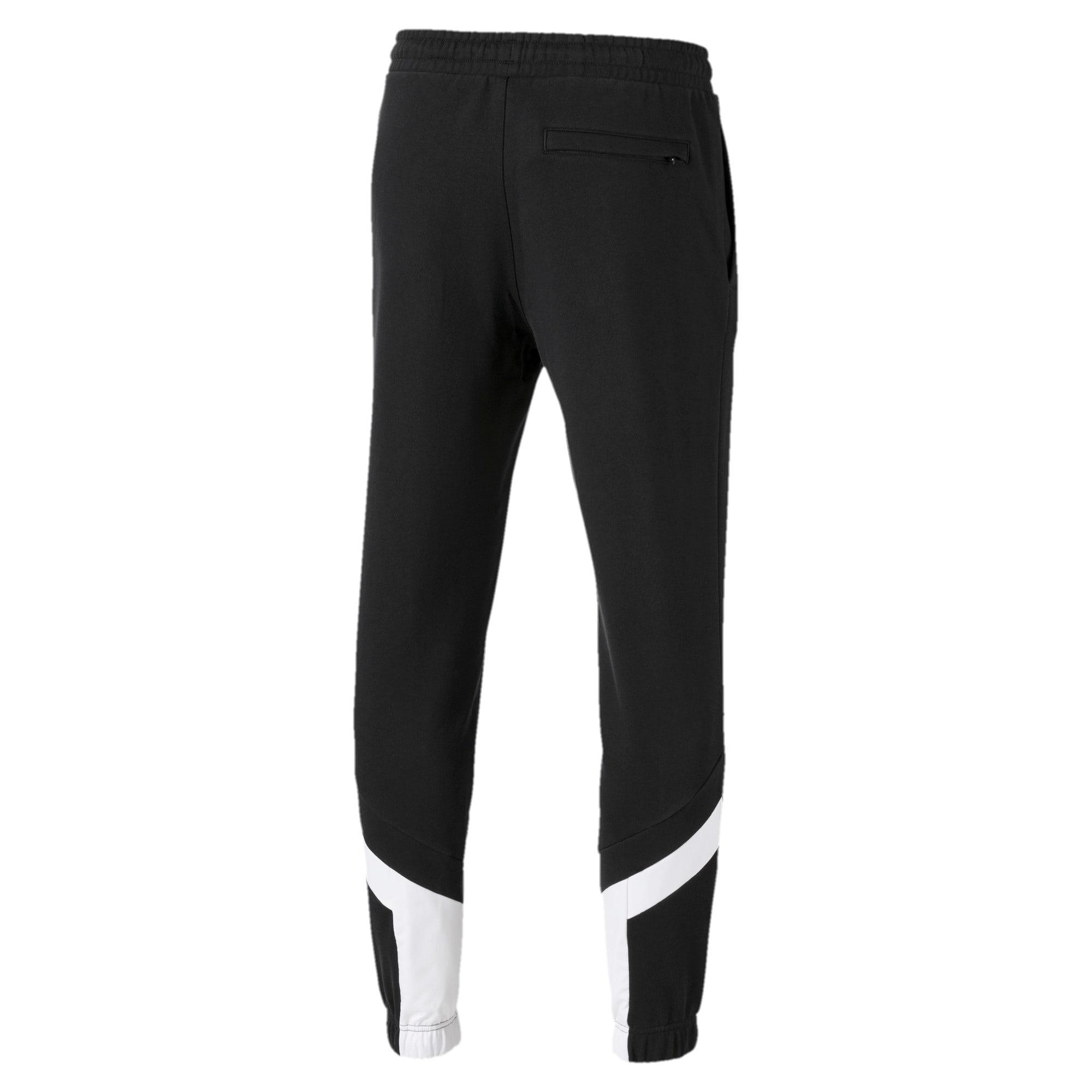 Miniatura 5 de Pantalones deportivos Iconic MCS de hombre, Puma Black, mediano