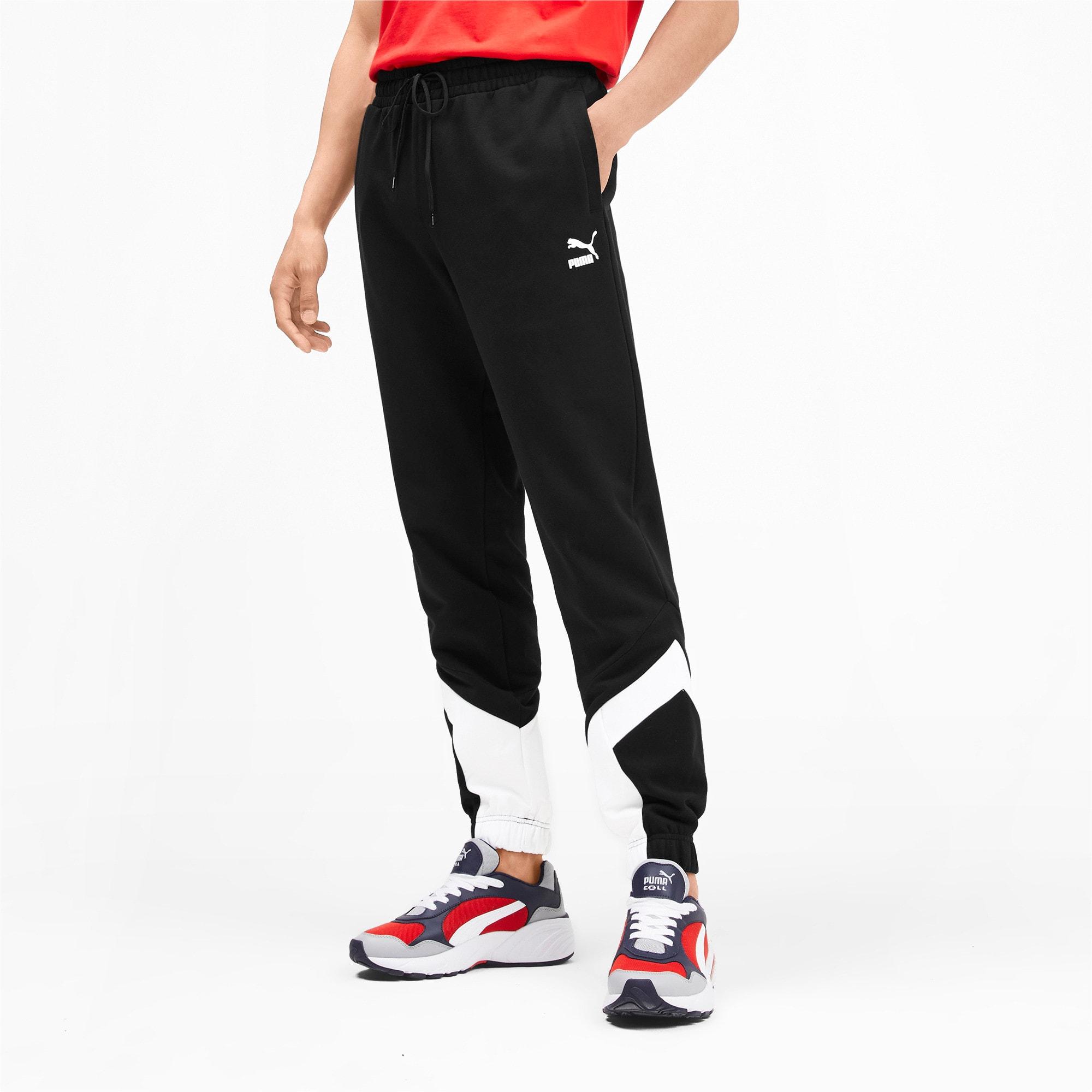 Miniatura 2 de Pantalones deportivos Iconic MCS de hombre, Puma Black, mediano