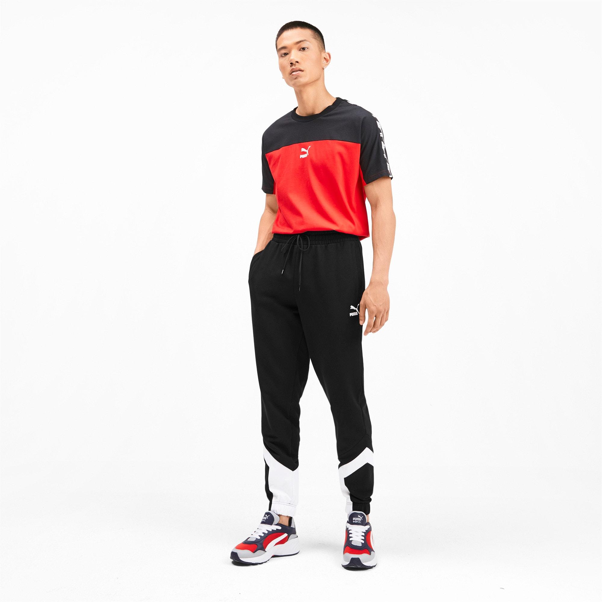 Miniatura 4 de Pantalones deportivos Iconic MCS de hombre, Puma Black, mediano