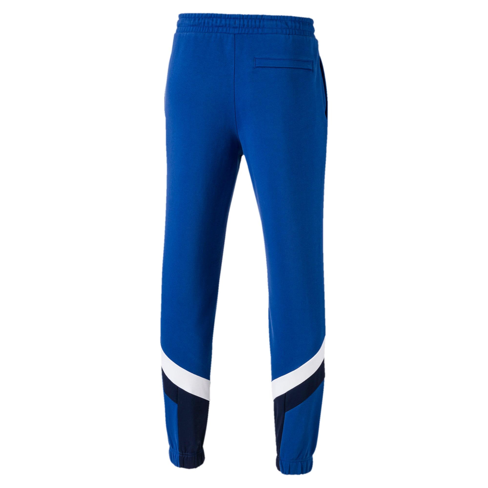 Thumbnail 5 of Iconic MCS Men's Track Pants, Galaxy Blue, medium
