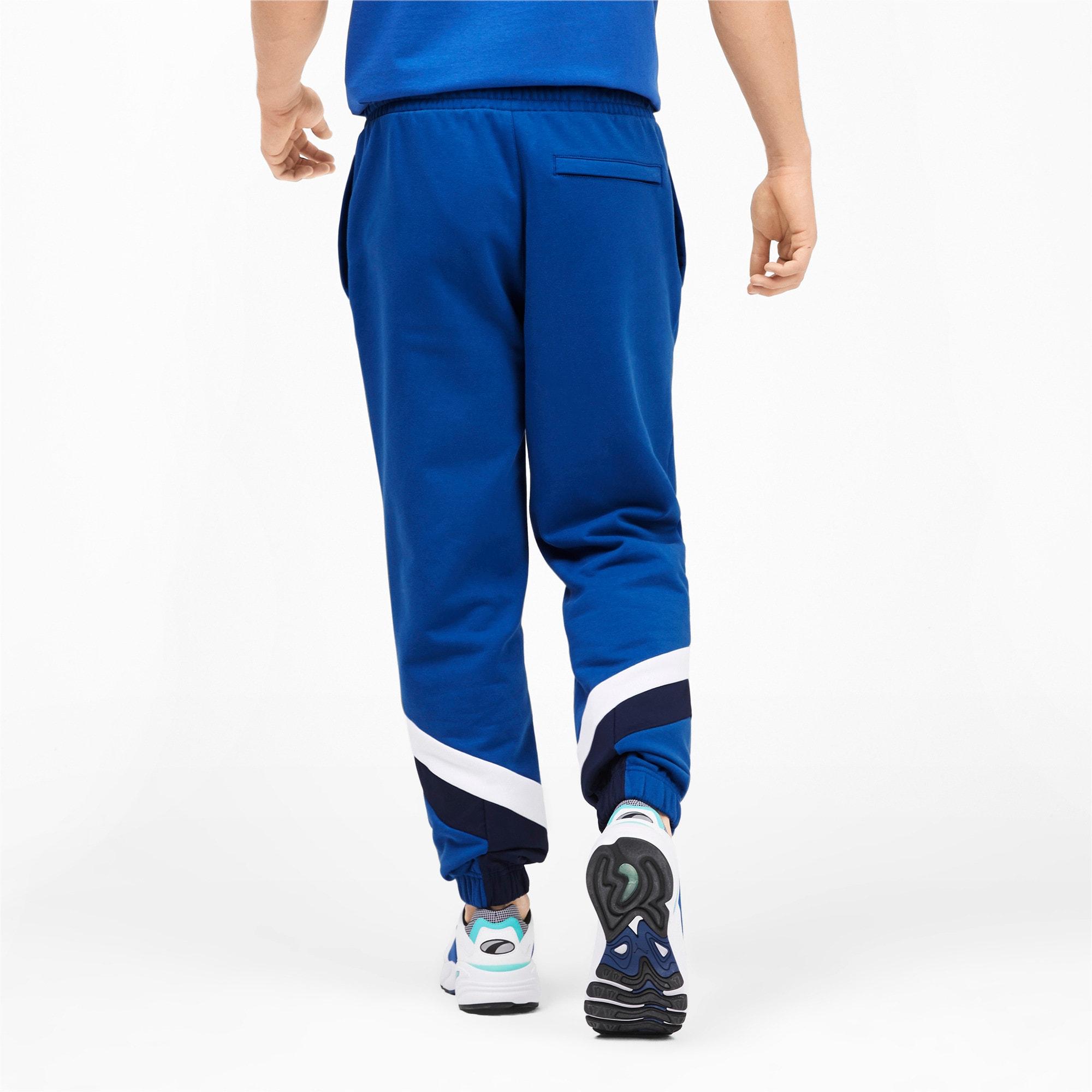 Thumbnail 3 of Iconic MCS Men's Track Pants, Galaxy Blue, medium