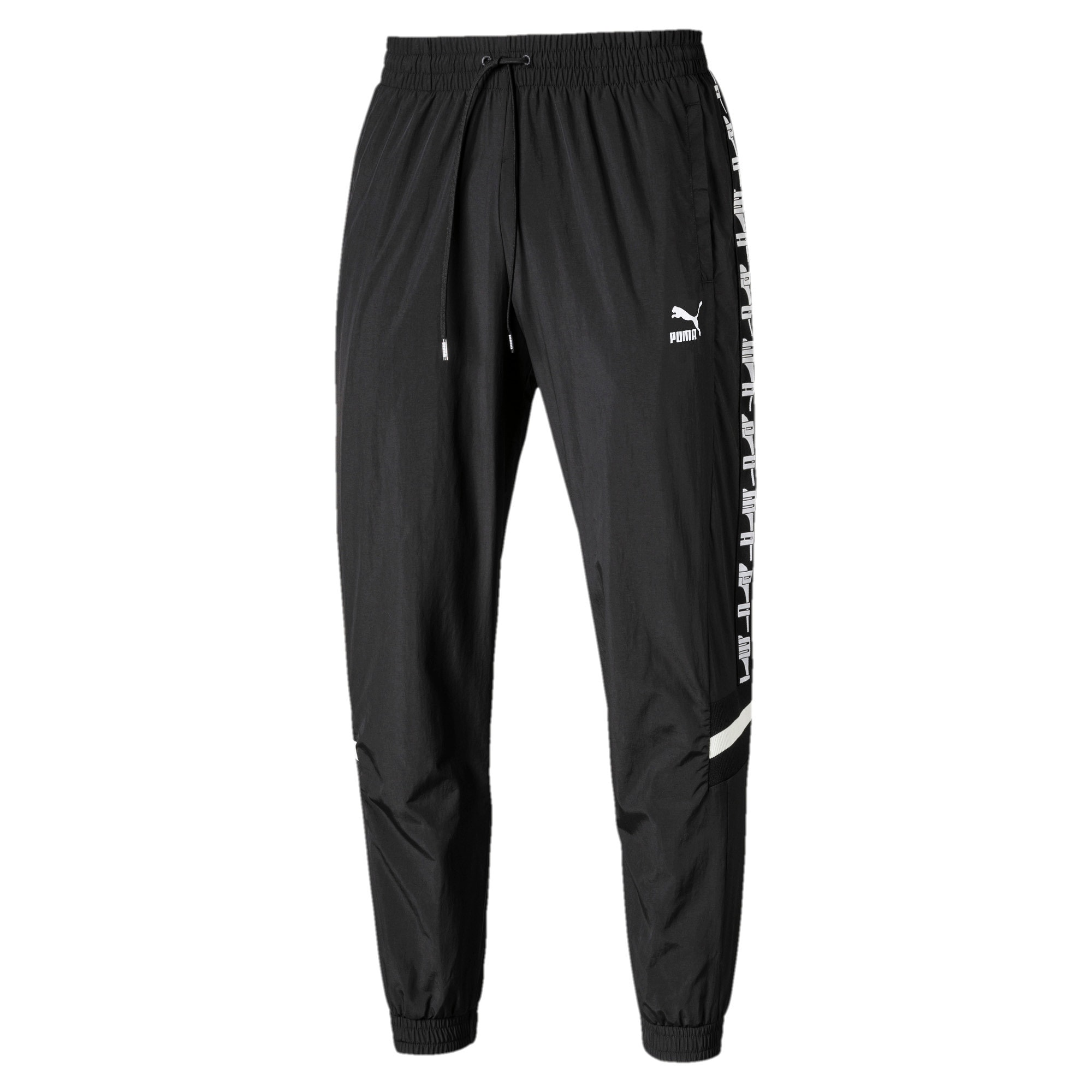 Thumbnail 4 of PUMA XTG Woven Men's Pants, Puma Black, medium