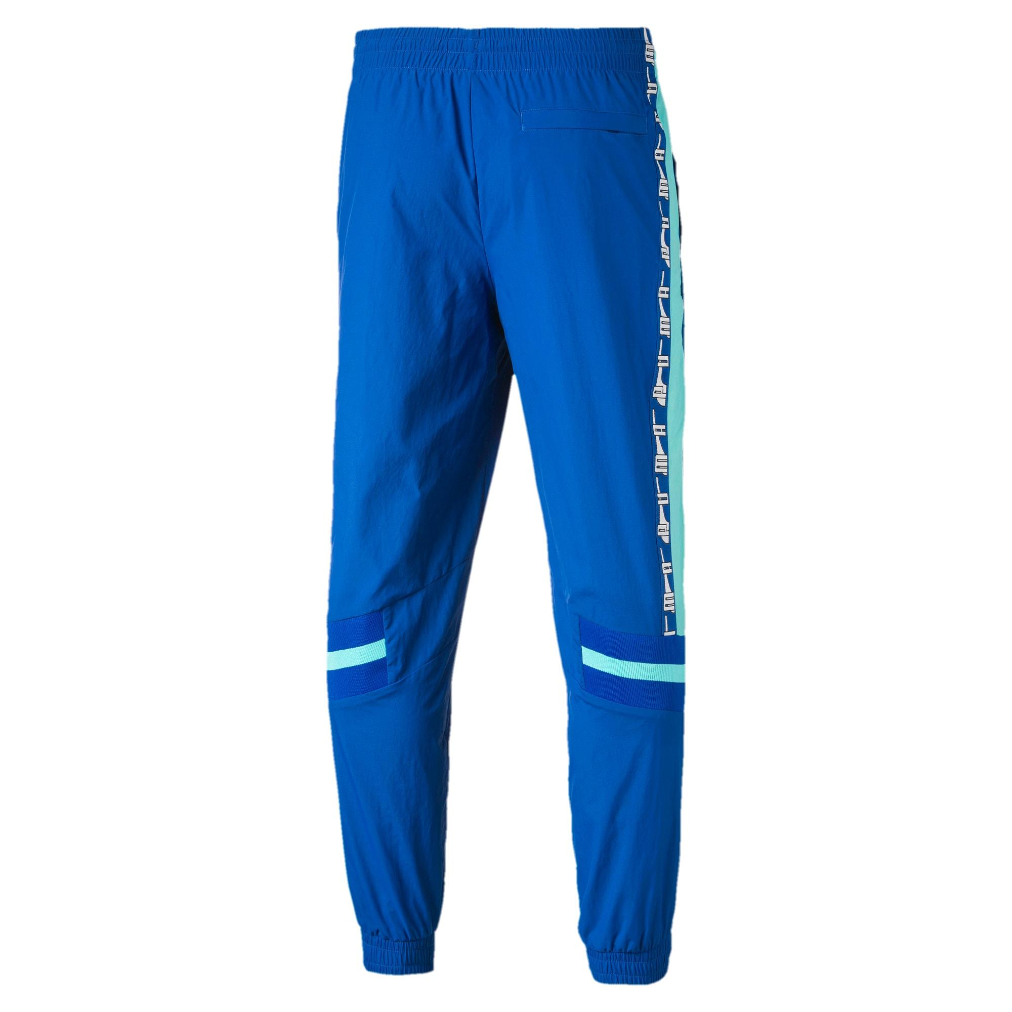 Thumbnail 5 of PUMA XTG Men's Woven Pants, Galaxy Blue, medium