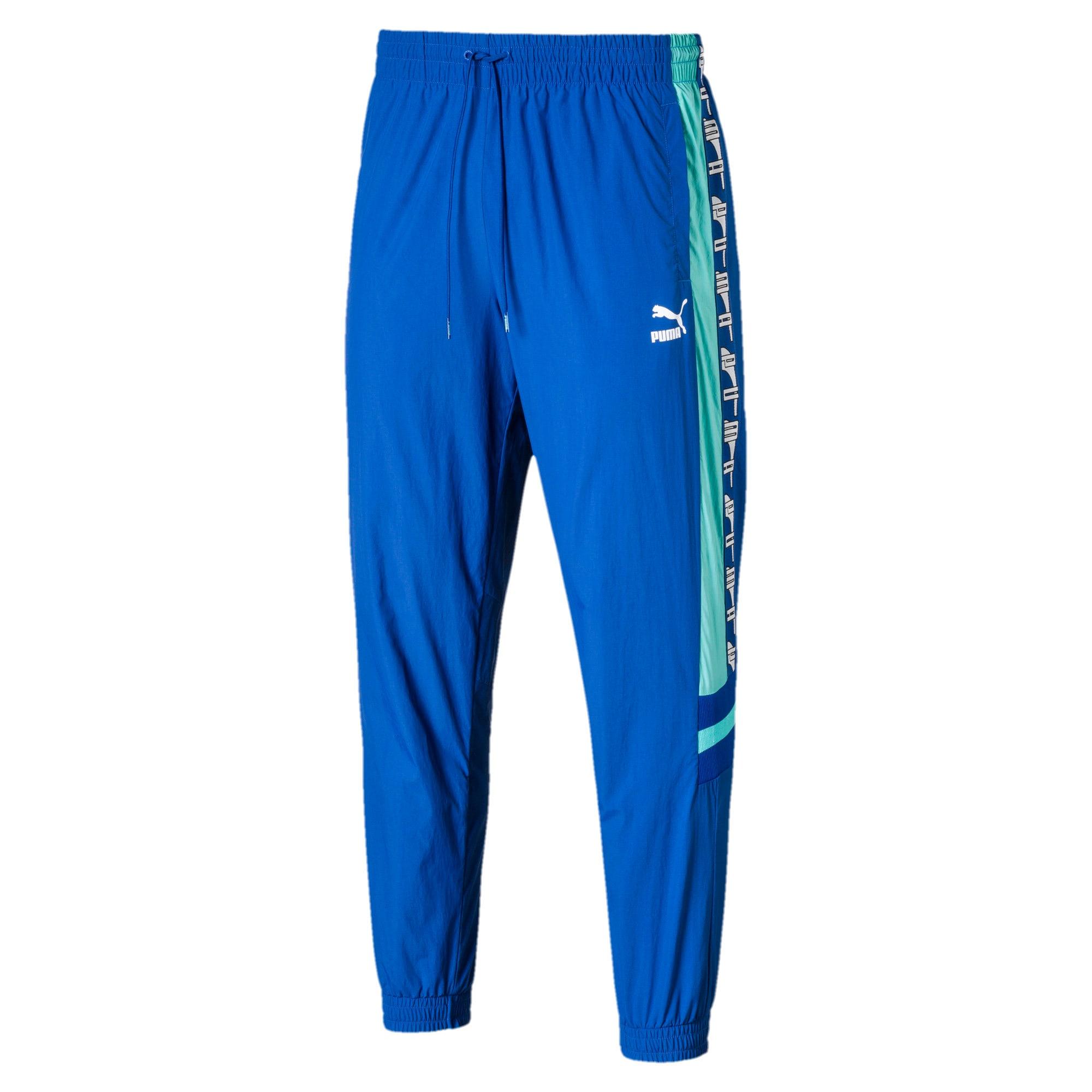 Thumbnail 1 of PUMA XTG Men's Woven Pants, Galaxy Blue, medium