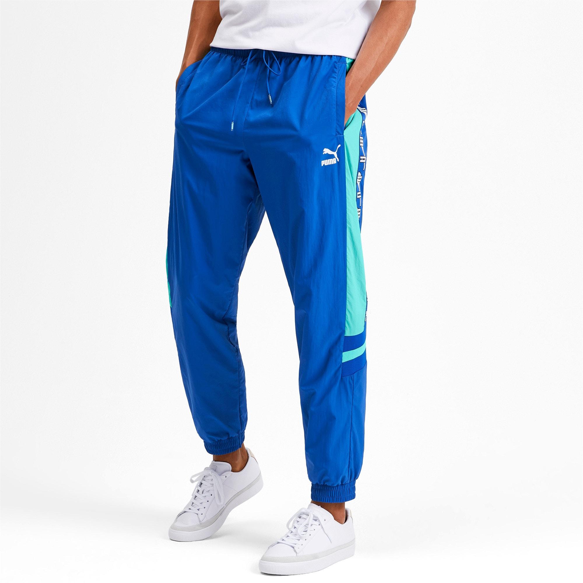 Thumbnail 2 of PUMA XTG Men's Woven Pants, Galaxy Blue, medium