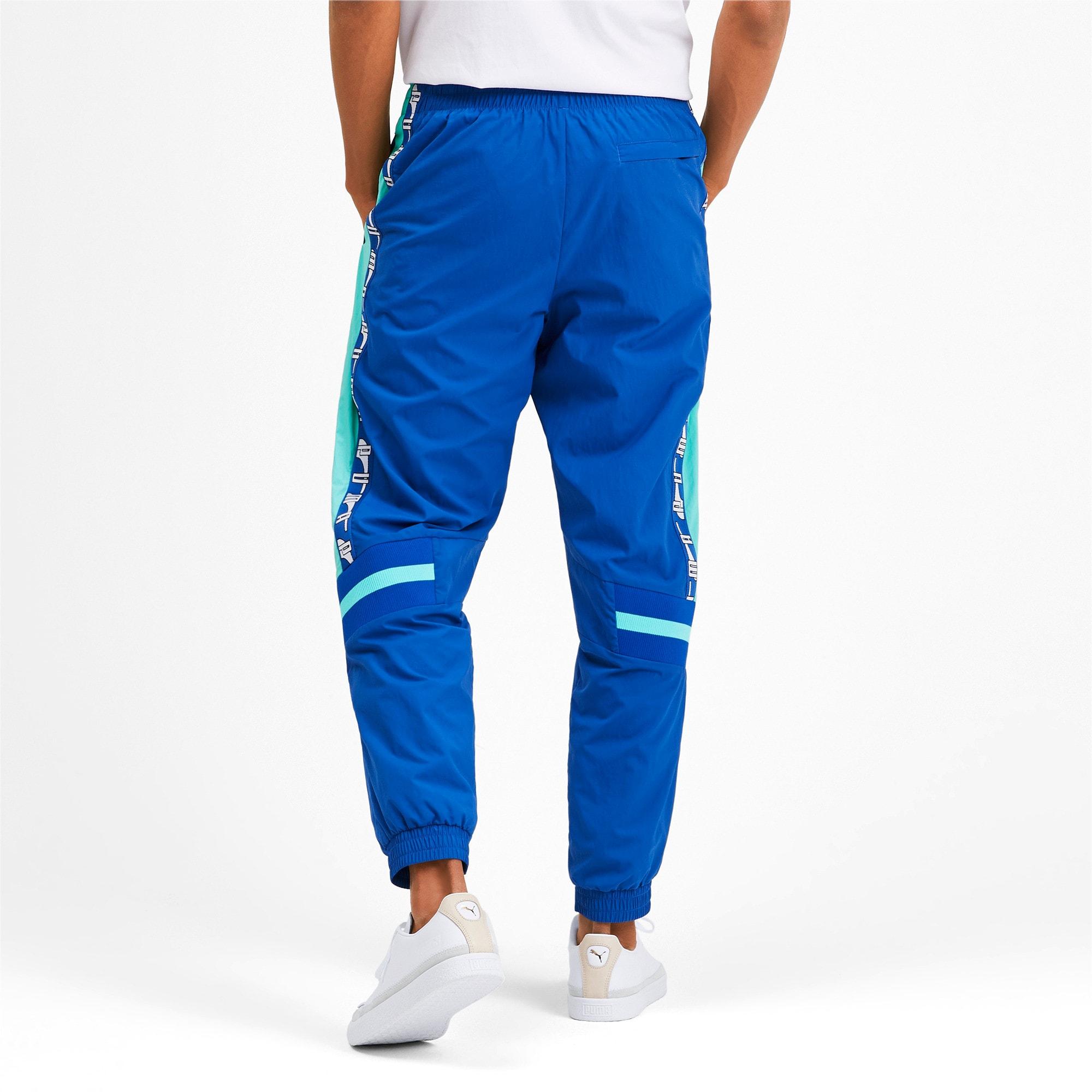 Thumbnail 3 of PUMA XTG Men's Woven Pants, Galaxy Blue, medium