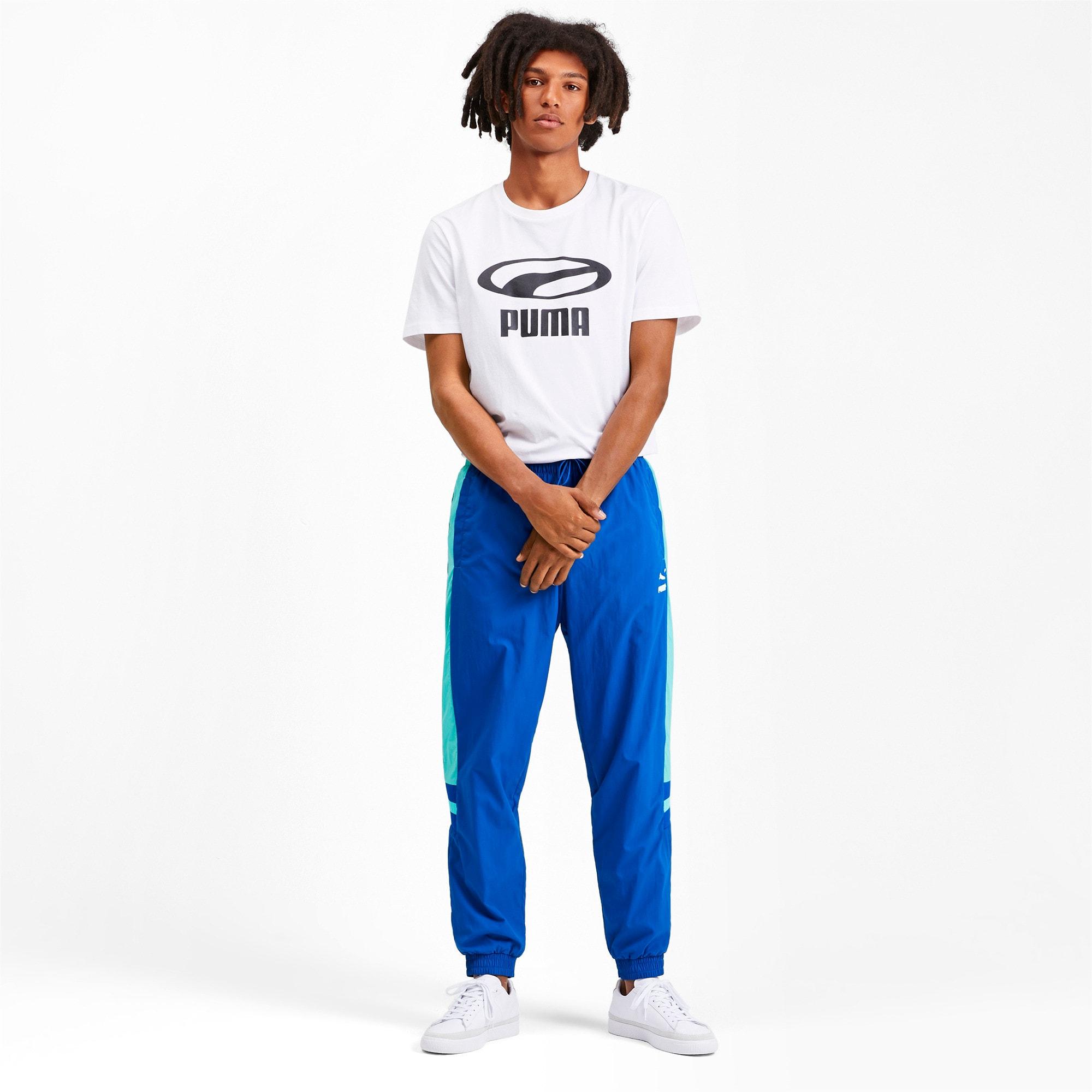 Thumbnail 4 of PUMA XTG Men's Woven Pants, Galaxy Blue, medium