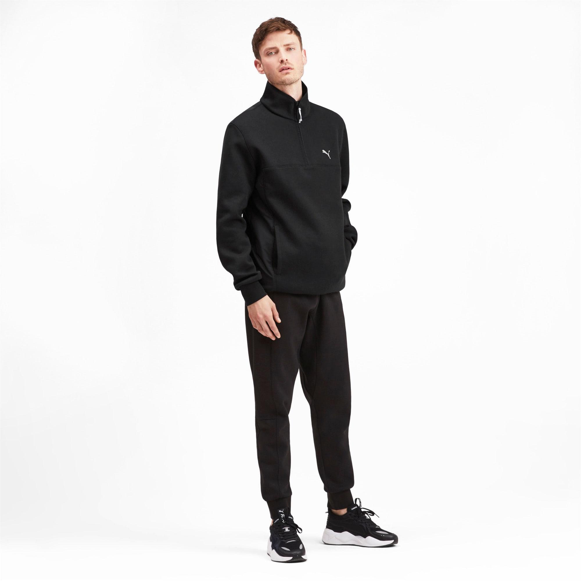 Puma Epoch Hybrid Savannah Half Zip Men's Pullover at £70
