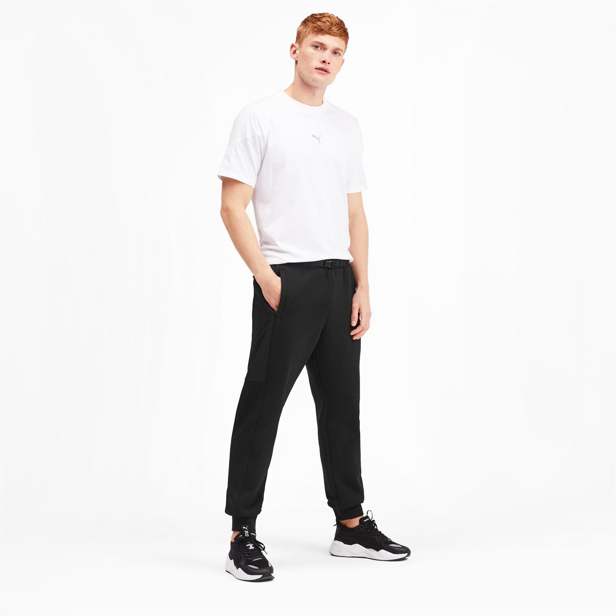 Miniatura 4 de Pantalones deportivos Epoch Hybrid para hombre, Puma Black, mediano