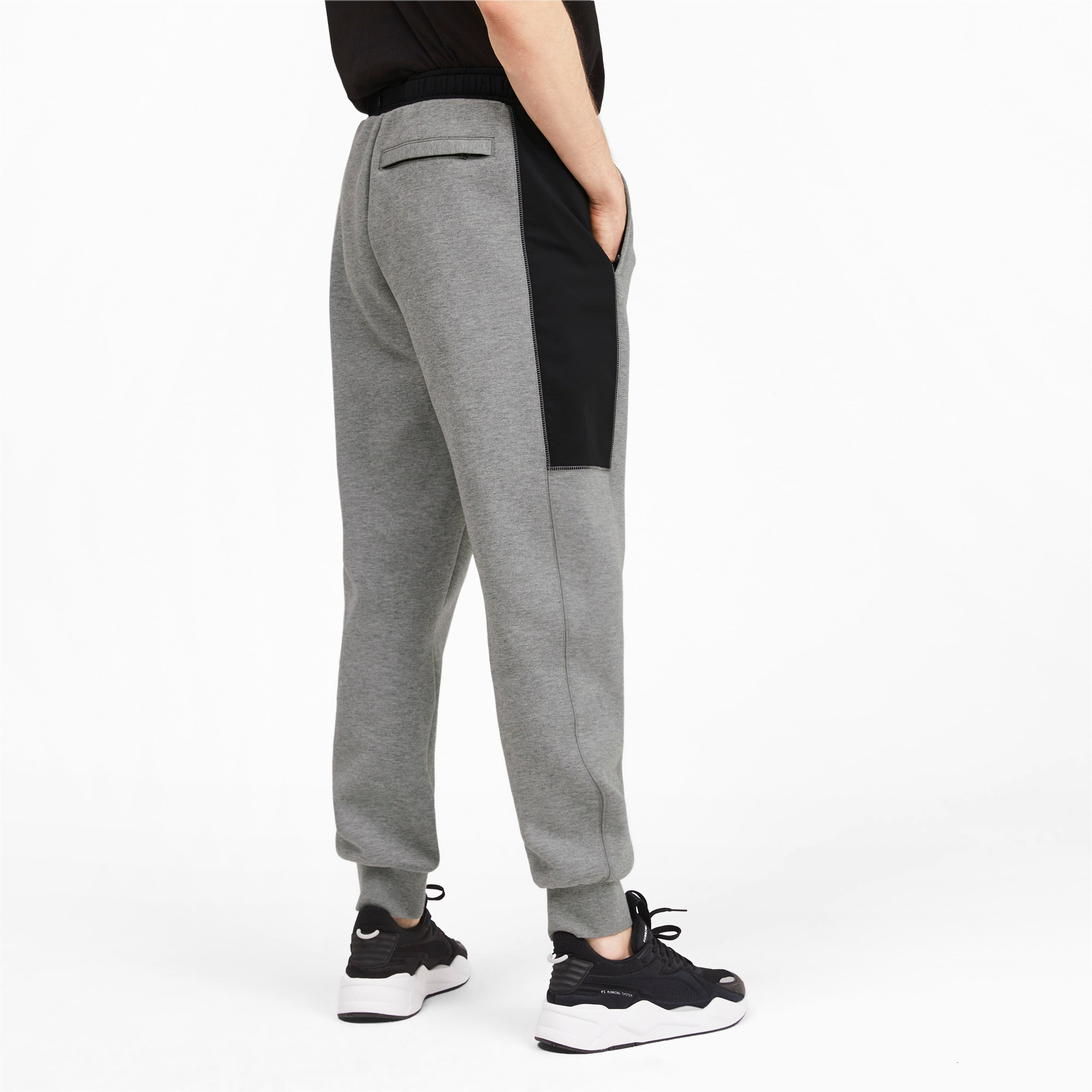 Thumbnail 3 of Epoch Hybrid Men's Sweatpants, Medium Gray Heather, medium