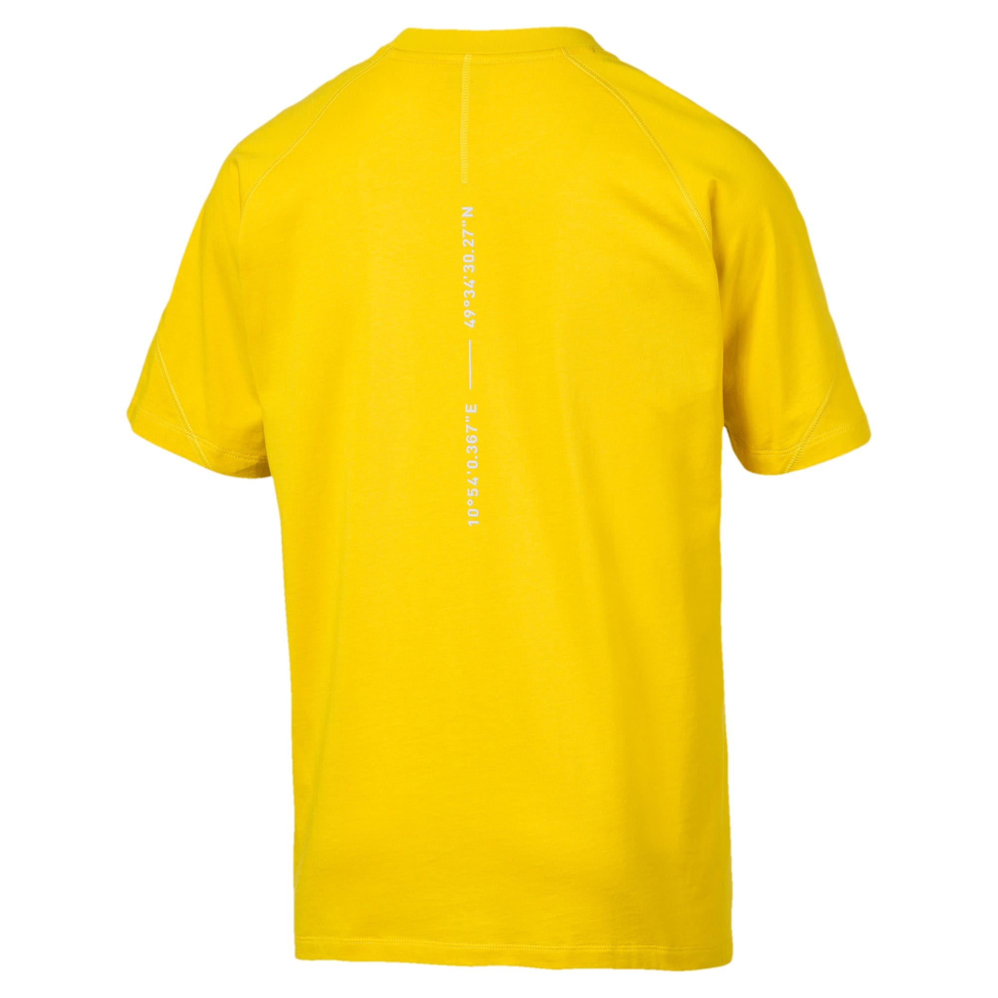 Thumbnail 5 of T-Shirt Epoch pour homme, Sulphur, medium