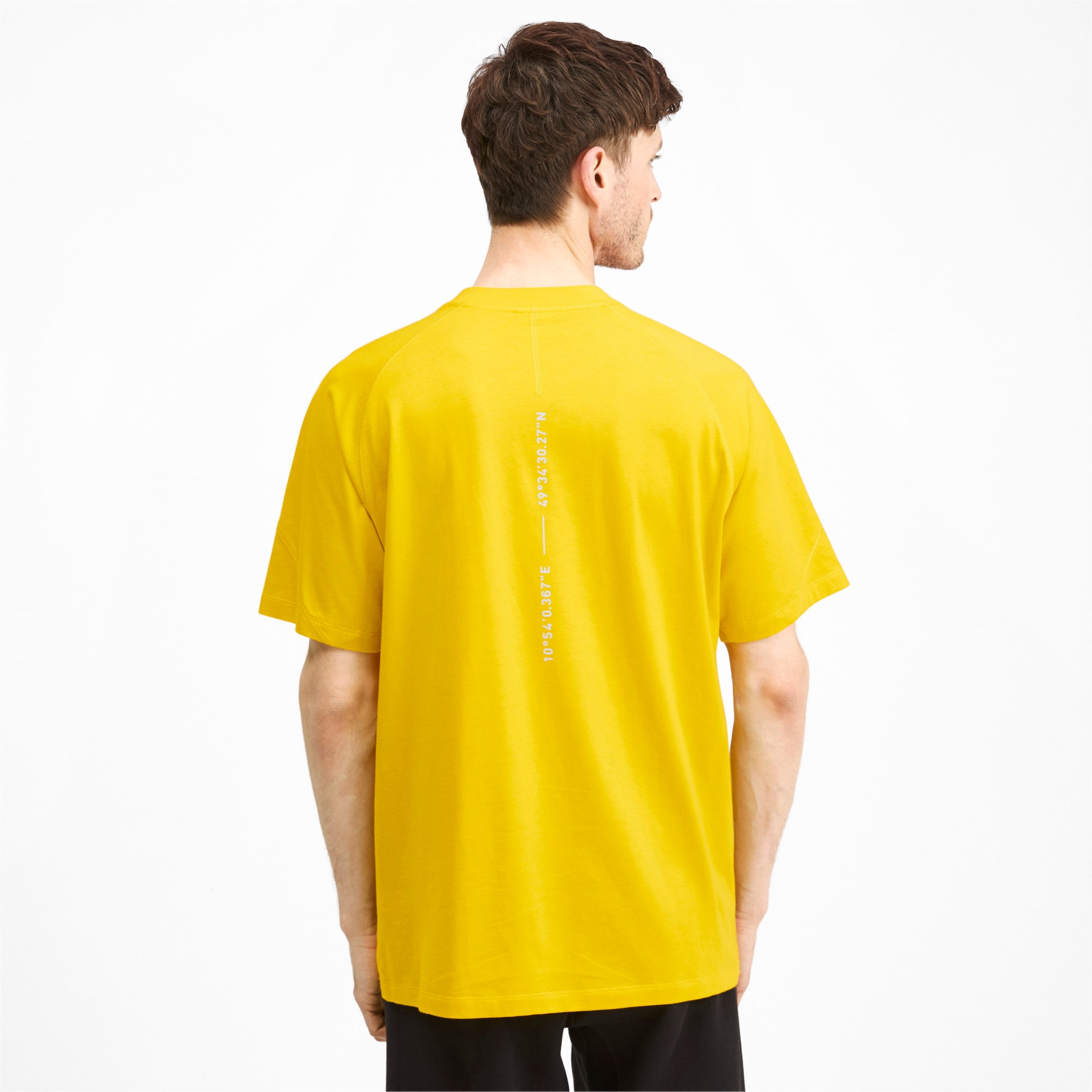 Thumbnail 3 of T-Shirt Epoch pour homme, Sulphur, medium