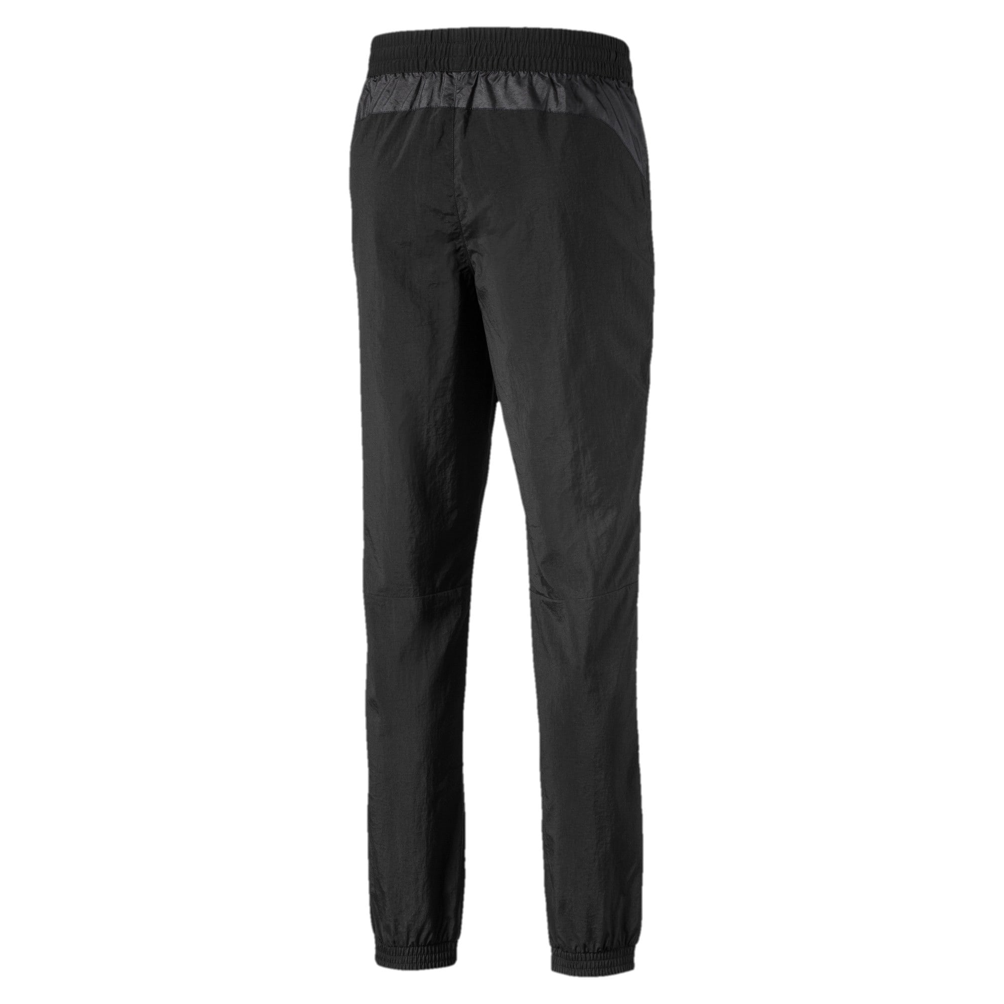 Thumbnail 2 of Mercedes Woven Men's Street Pants, Puma Black, medium