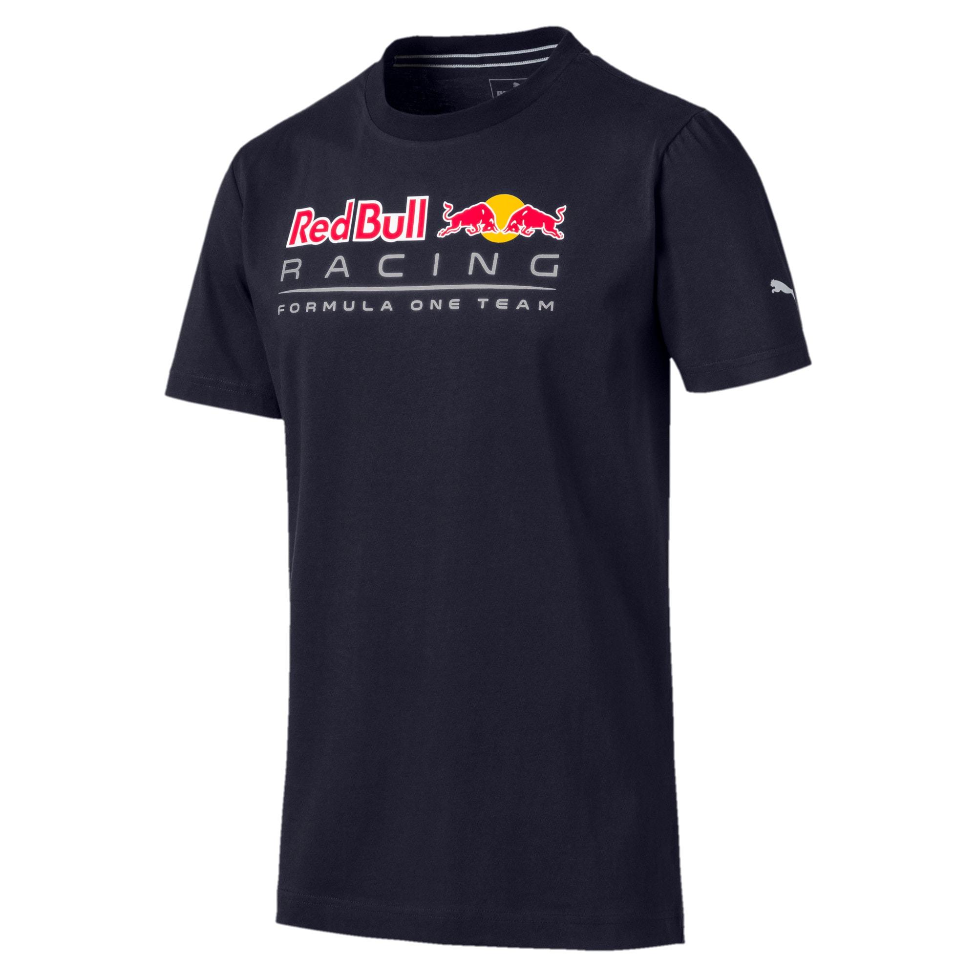 Thumbnail 4 of Red Bull Racing Logo Men's Tee, NIGHT SKY, medium