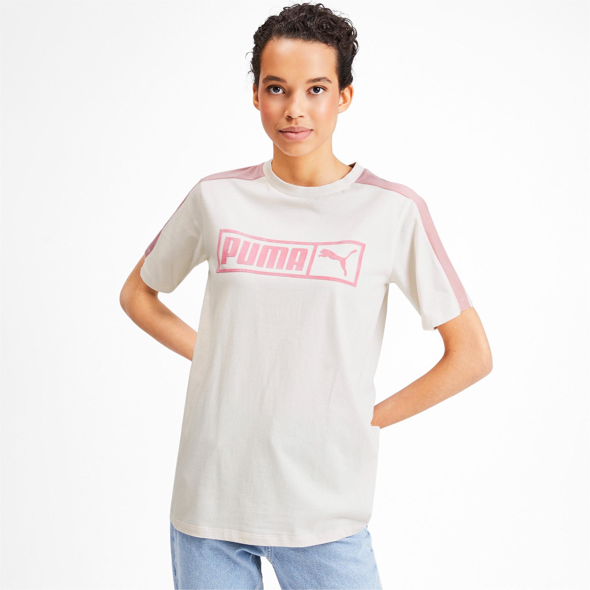 Miniatura 2 de Camiseta Classics No.2 T7 para mujer, Pastel Parchment, mediano
