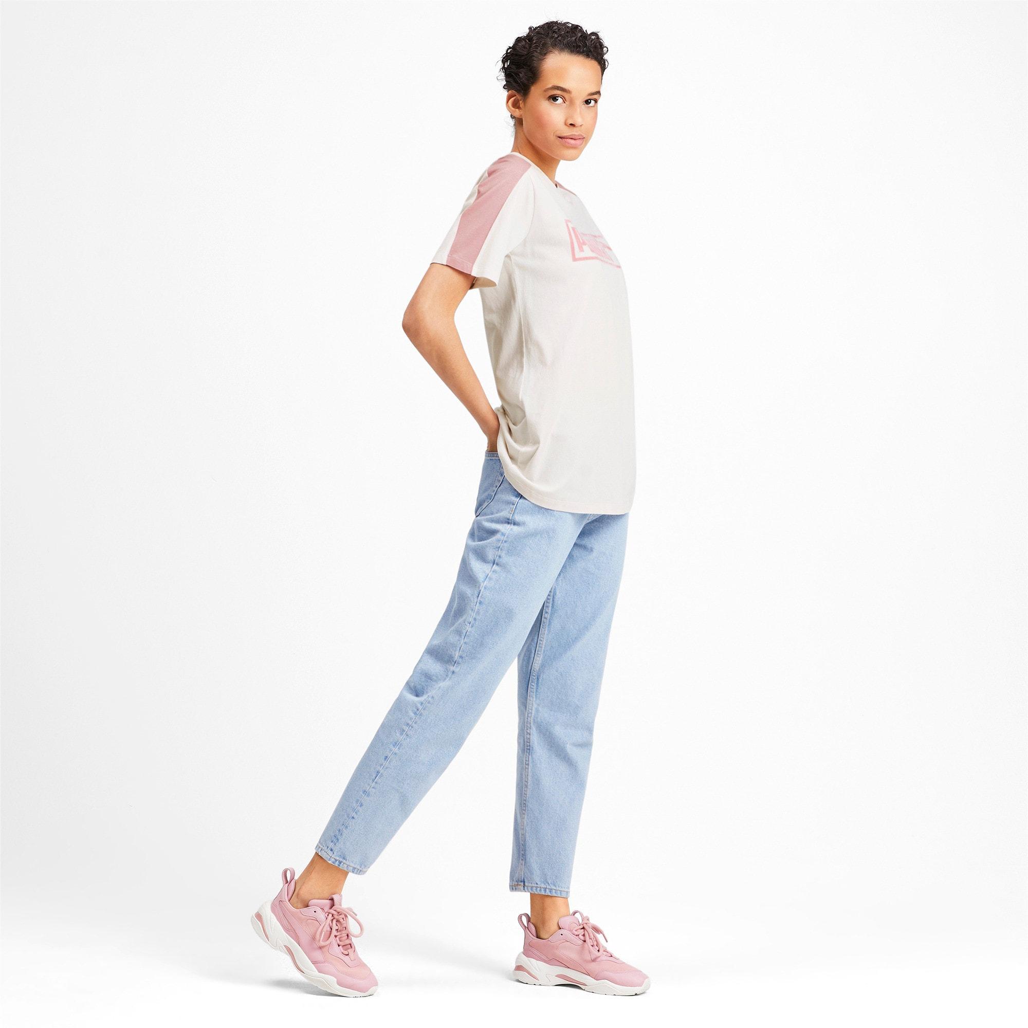 Miniatura 4 de Camiseta Classics No.2 T7 para mujer, Pastel Parchment, mediano