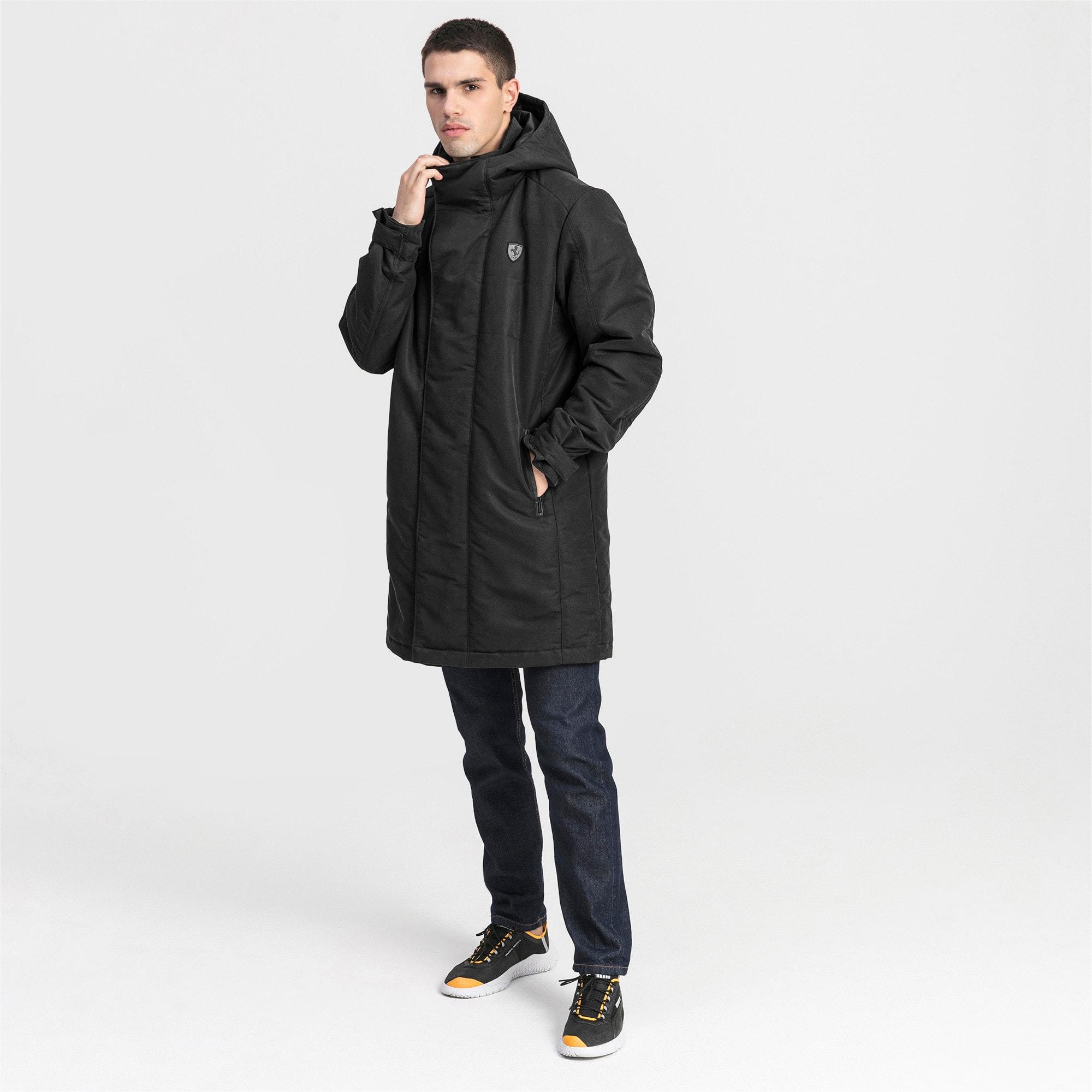 Thumbnail 3 van Ferrari RCT jas voor mannen, Puma Black, medium