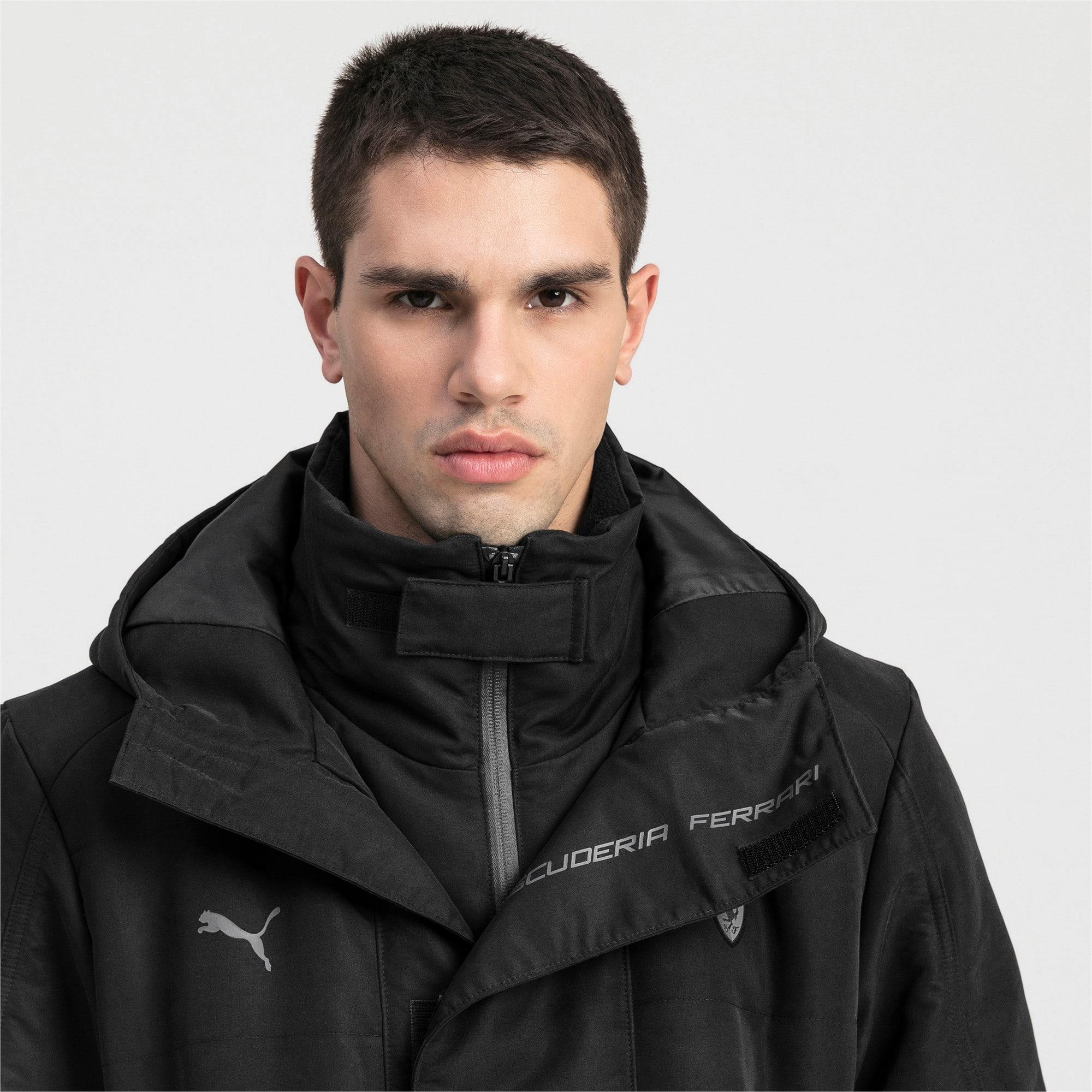 Thumbnail 4 van Ferrari RCT jas voor mannen, Puma Black, medium
