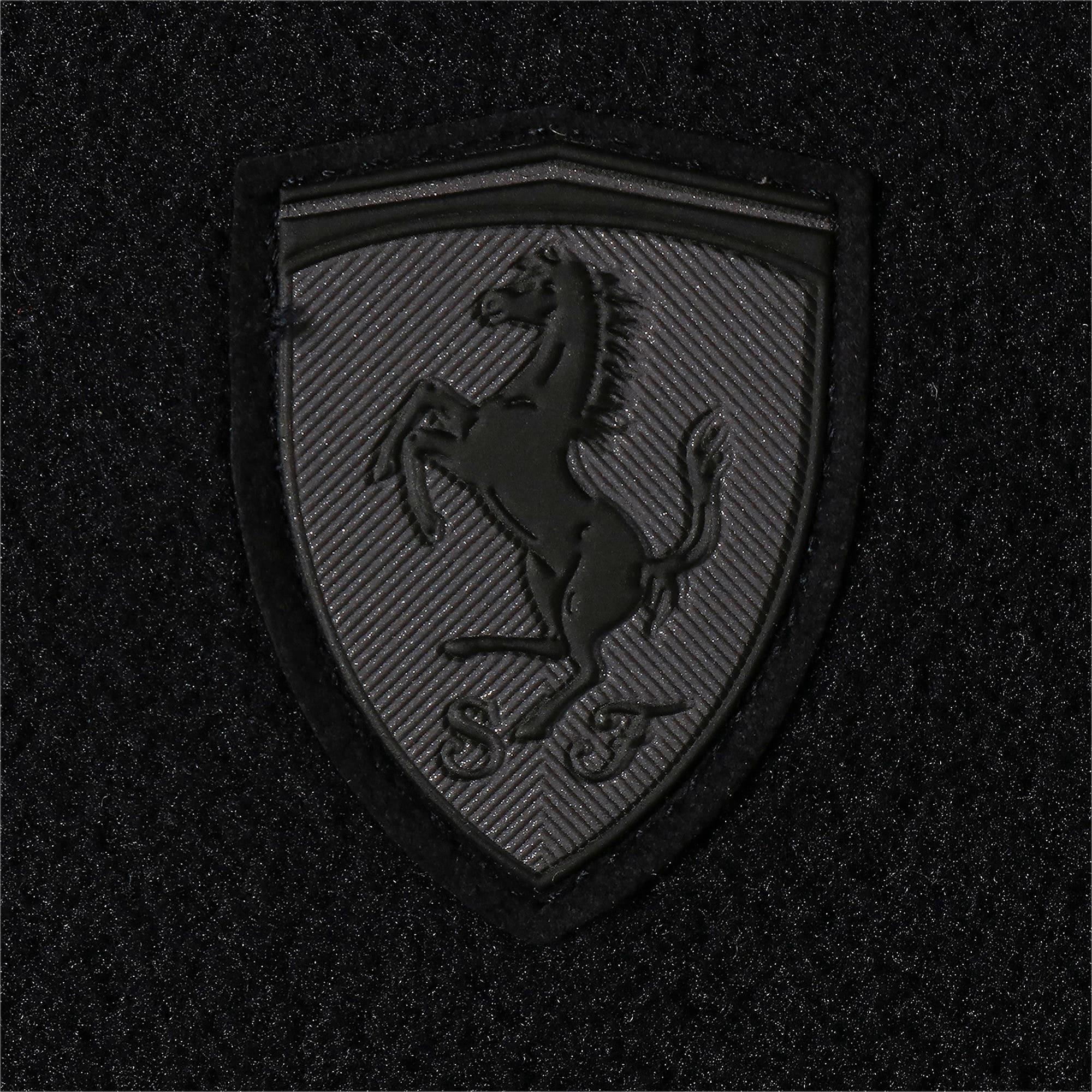 Thumbnail 12 of フェラーリ RCT フリース ジャケット, Puma Black, medium-JPN