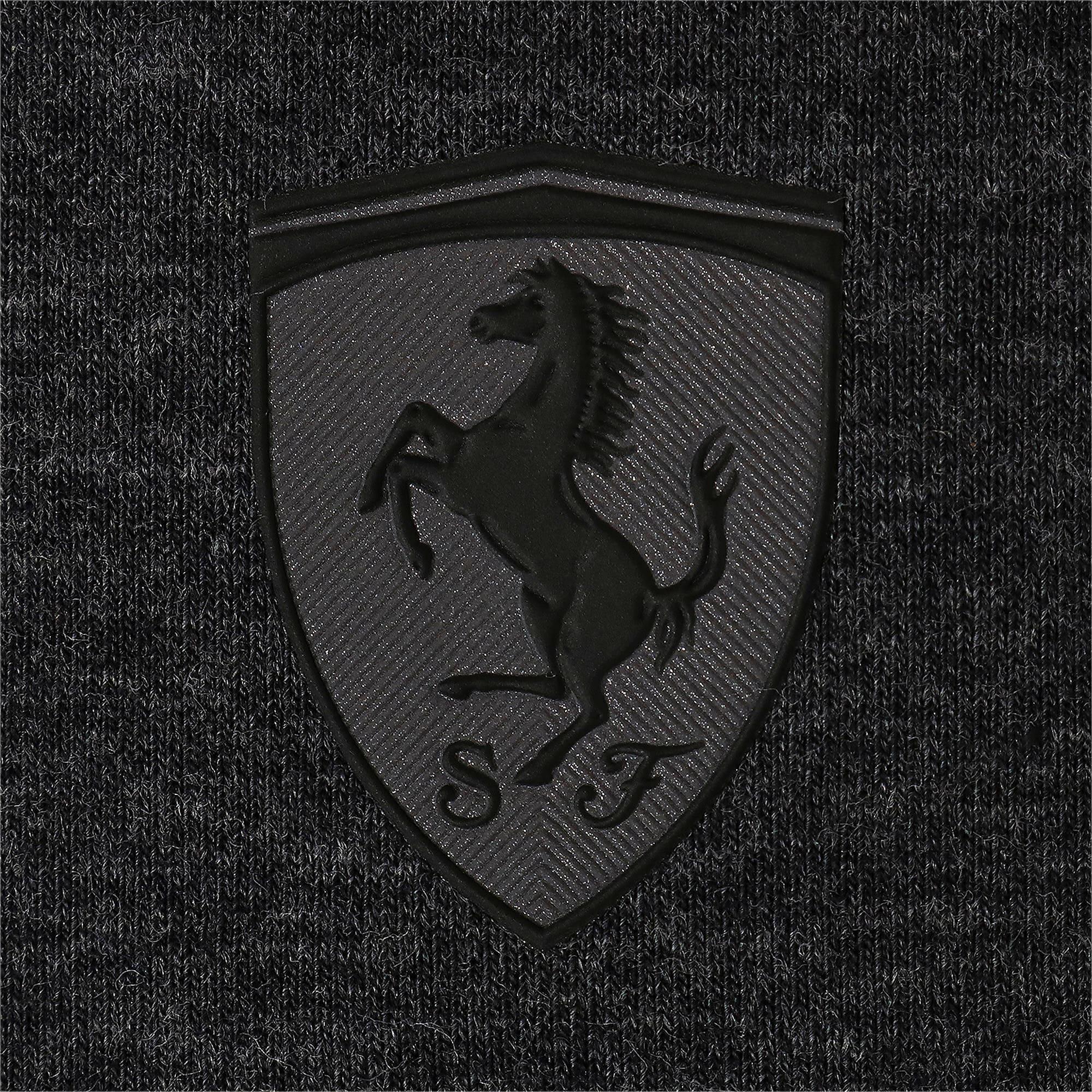 Thumbnail 8 of フェラーリ フーデッド スウェット ジャケット, Dark Gray Heather, medium-JPN