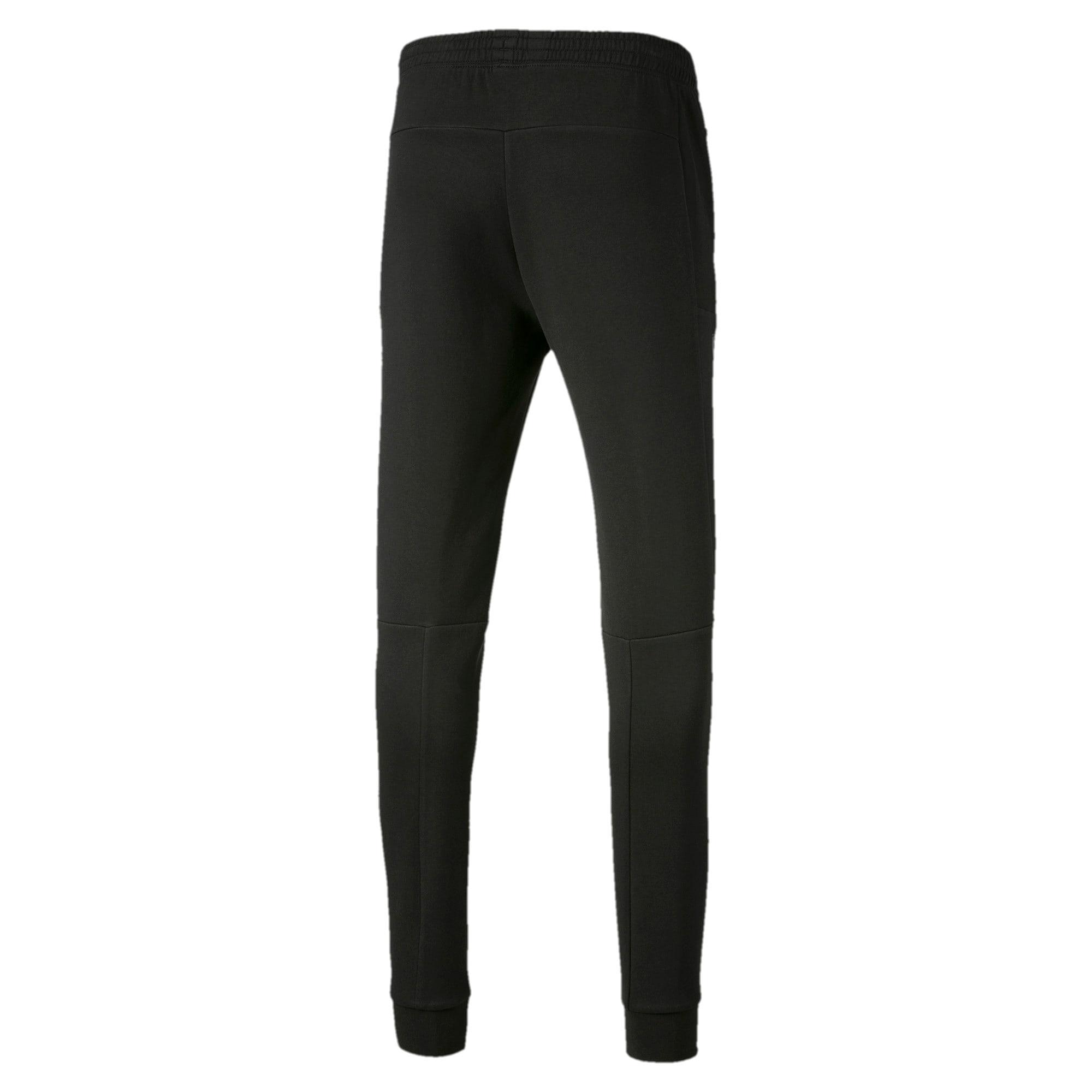Miniatura 2 de Pantalones deportivos Ferrari para hombre, Puma Black, mediano