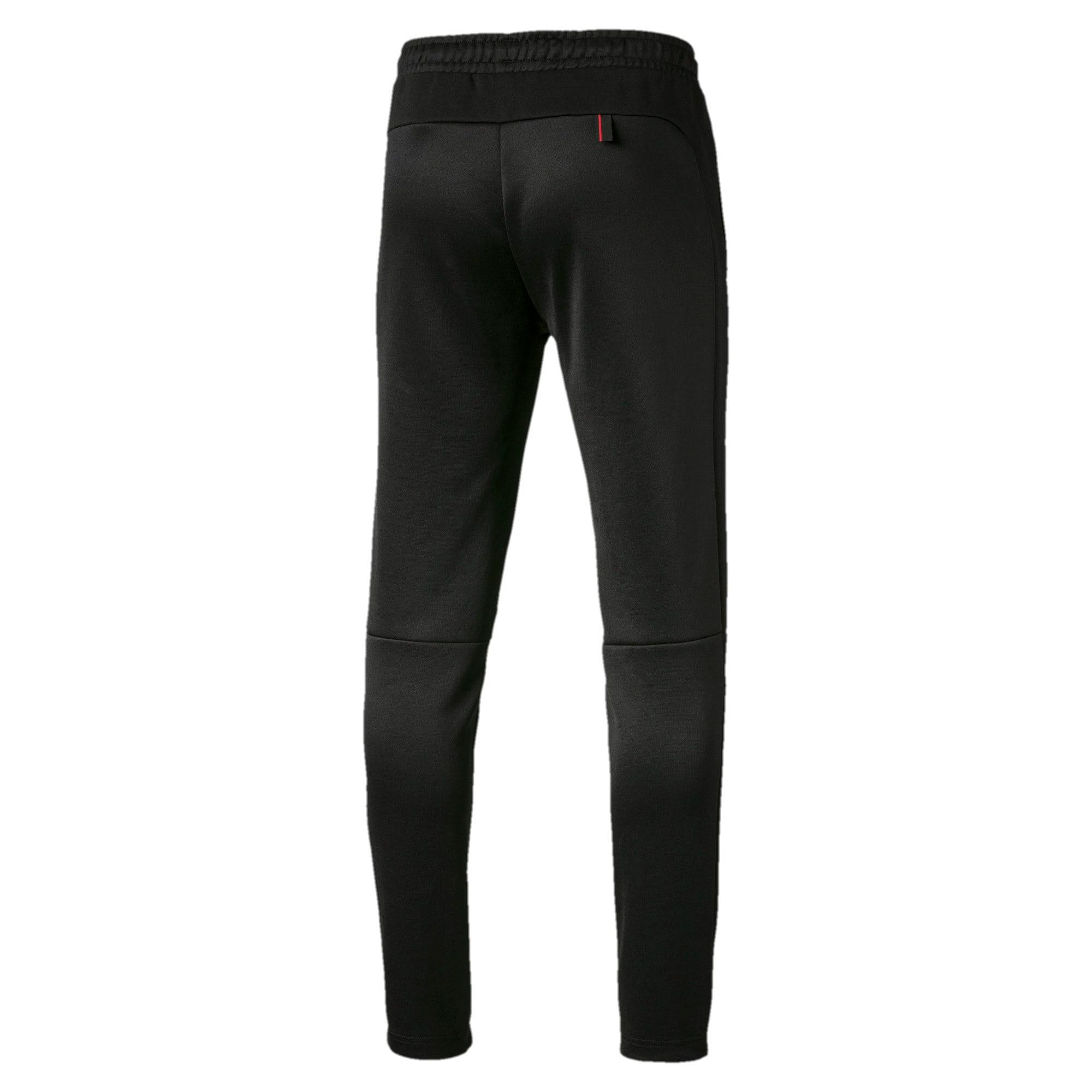 Thumbnail 2 of Ferrari Men's T7 Track Pants, Puma Black, medium