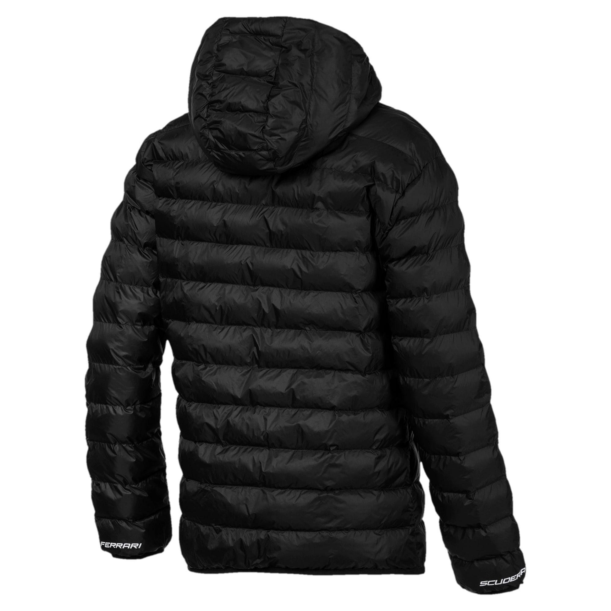 Thumbnail 6 van Ferrari Eco PackLITE jas voor mannen, Puma Black, medium