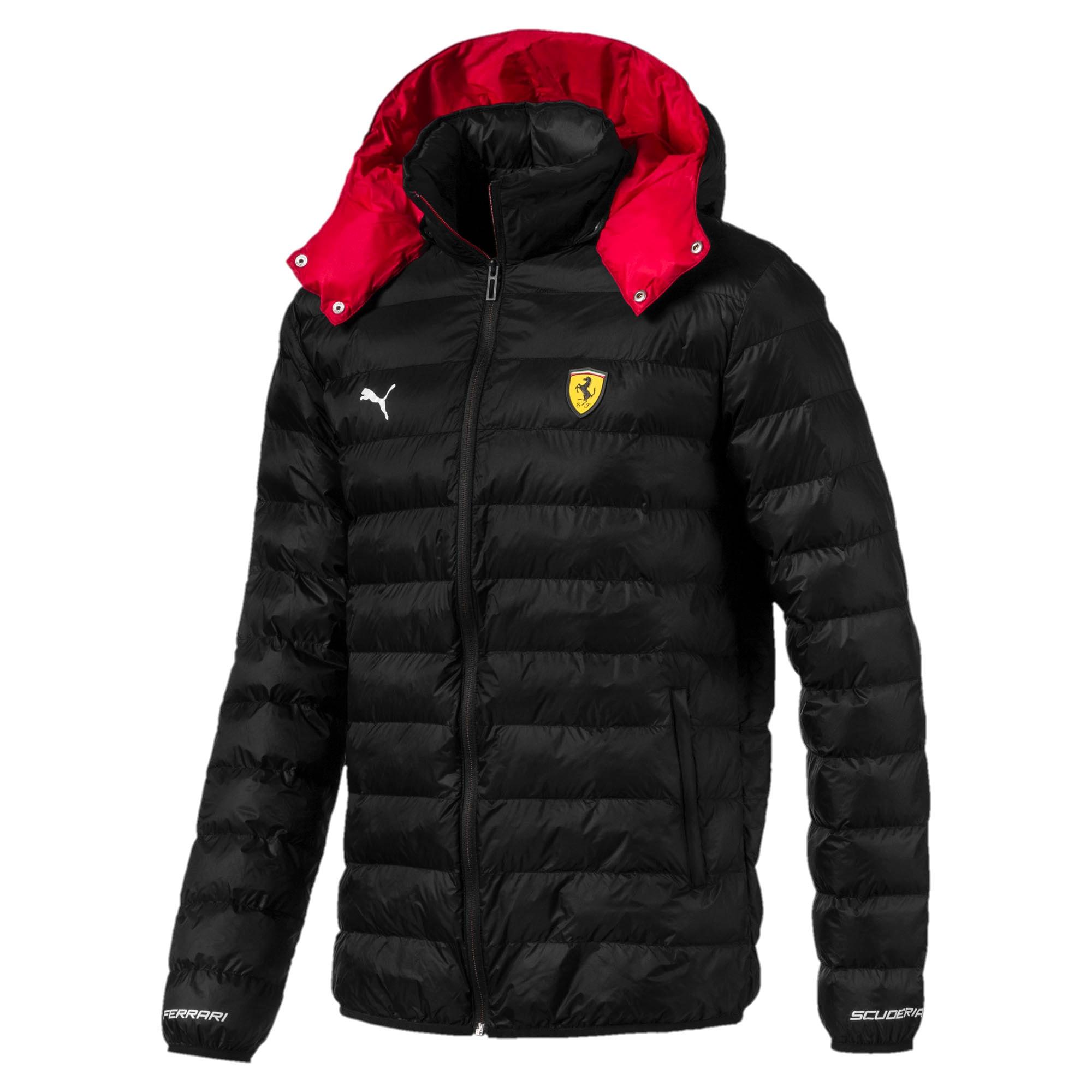 Thumbnail 5 van Ferrari Eco PackLITE jas voor mannen, Puma Black, medium