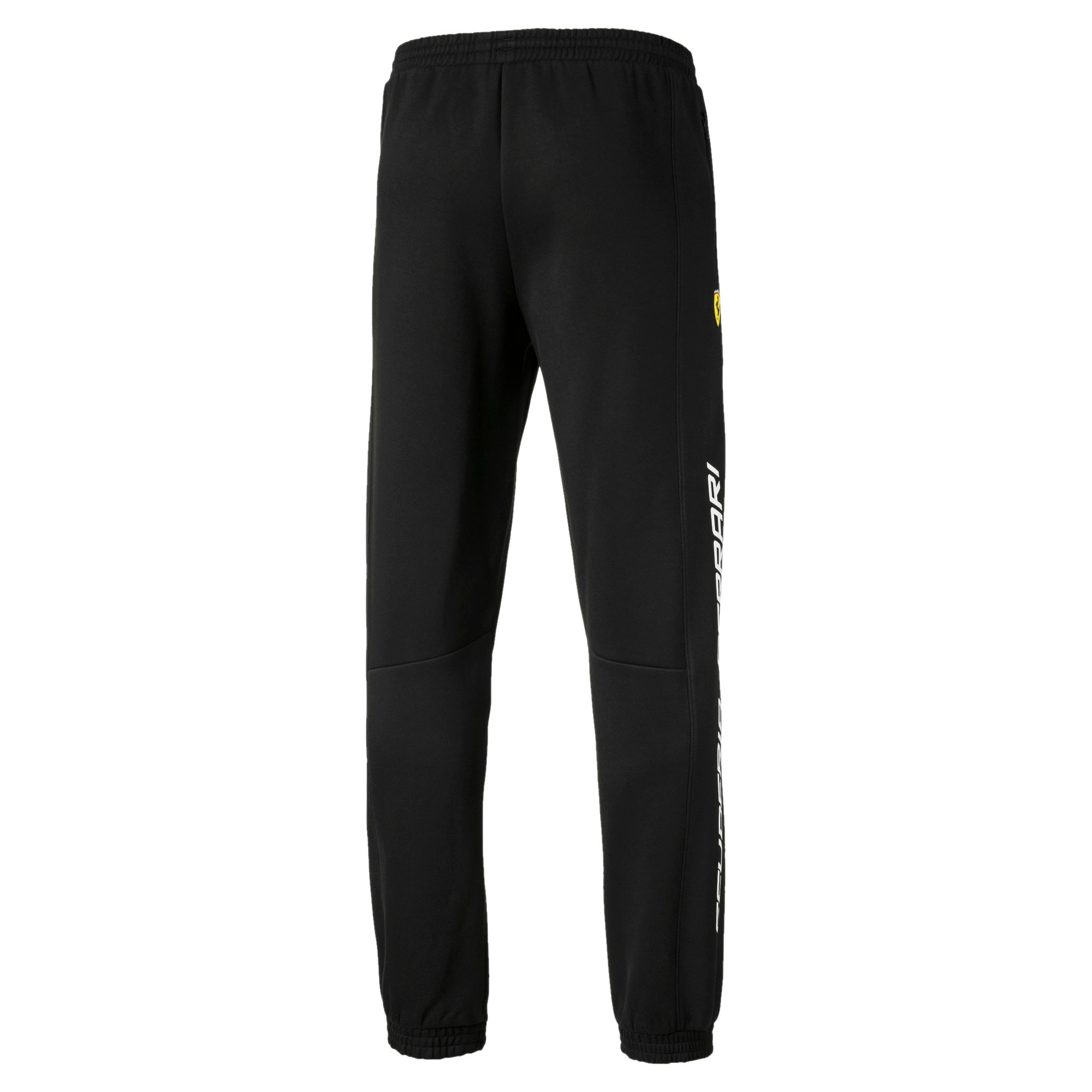 Miniatura 2 de Pantalones deportivos Scuderia Ferrari para hombre, Puma Black, mediano