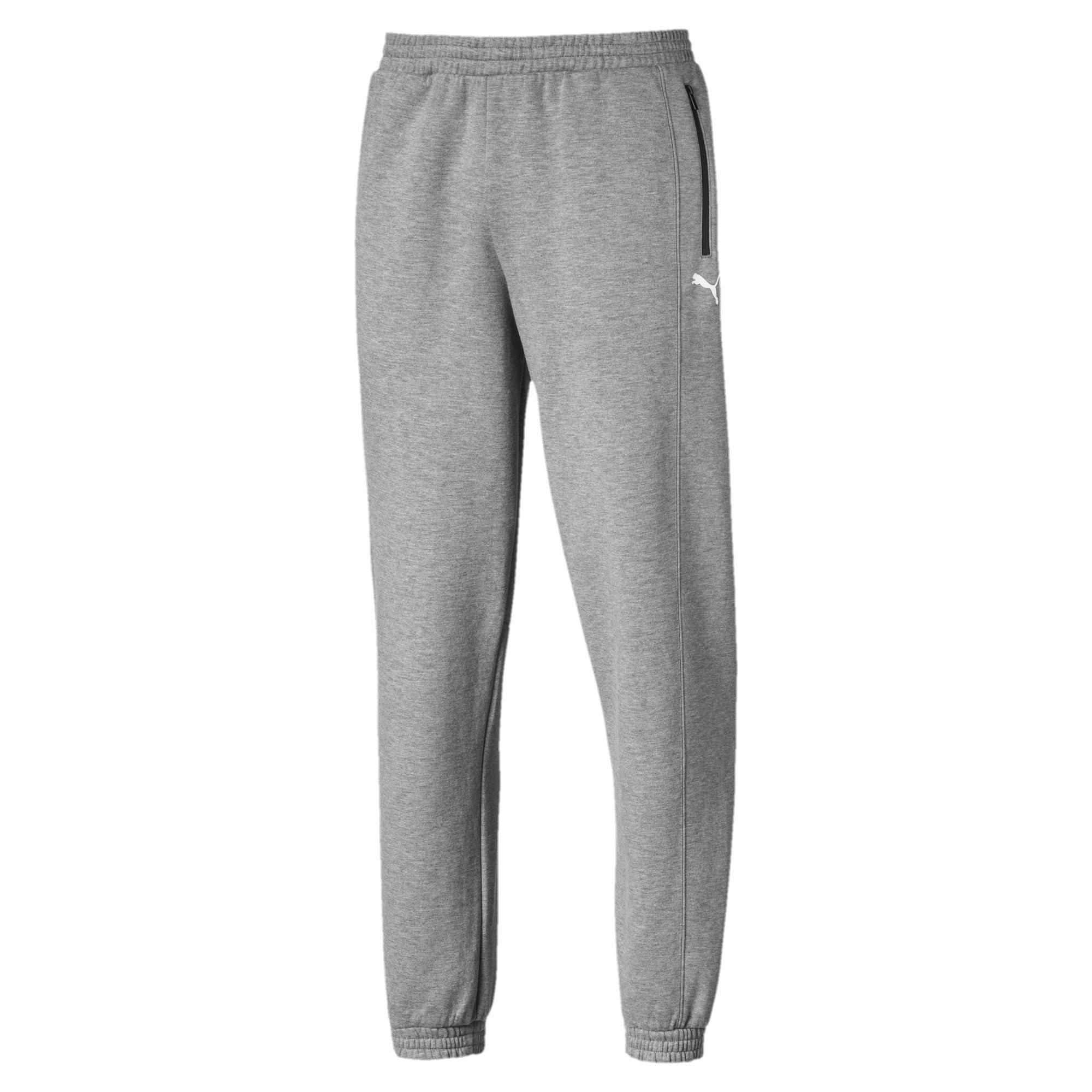Thumbnail 1 of Scuderia Ferrari Men's Sweatpants, Medium Gray Heather, medium