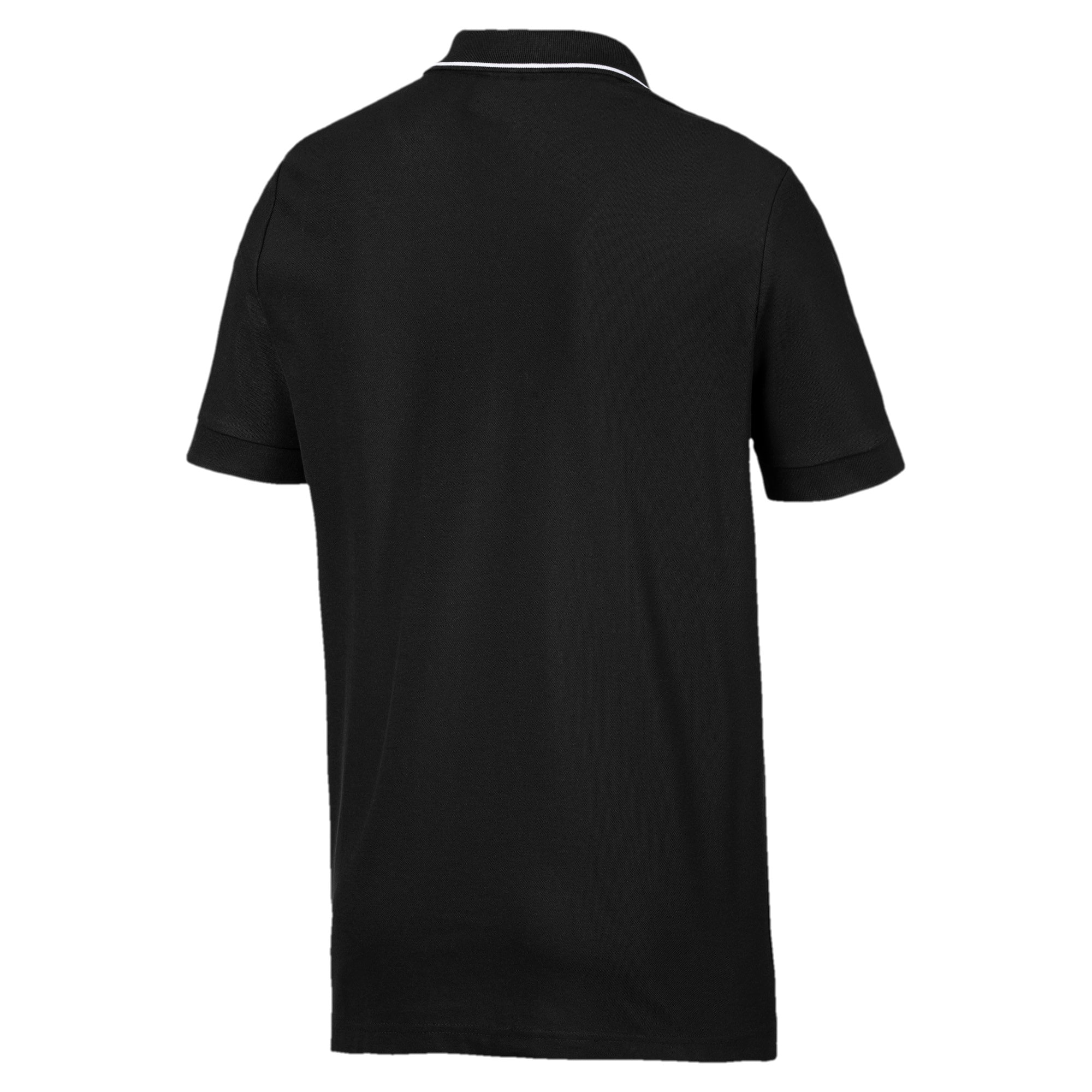 Thumbnail 5 of Ferrari Herren Polo, Puma Black, medium