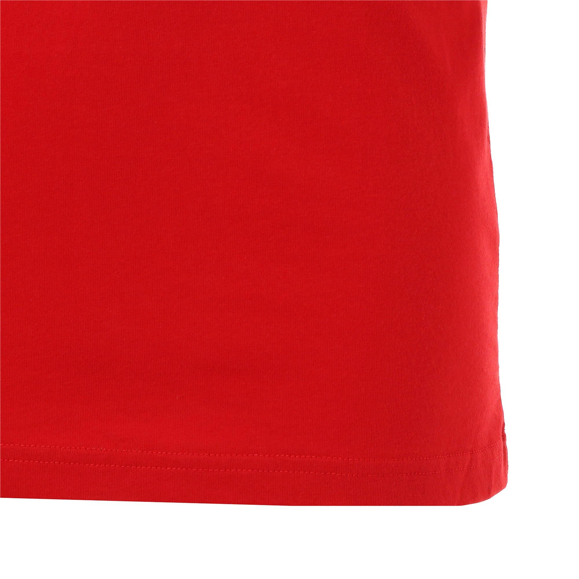 Thumbnail 6 of フェラーリ ビッグシールド Tシャツ + 半袖, Rosso Corsa, medium-JPN
