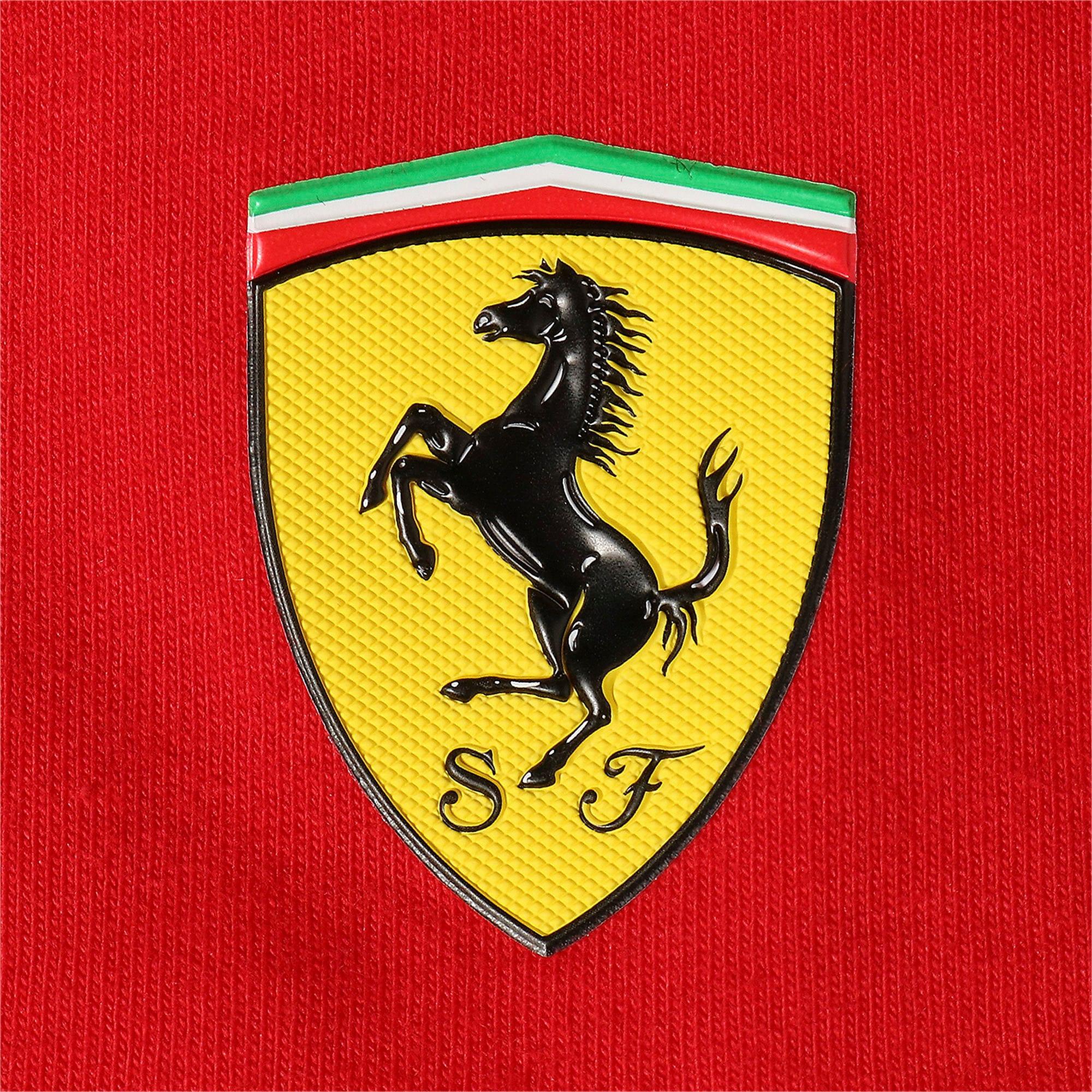 Thumbnail 8 of フェラーリ ビッグシールド Tシャツ + 半袖, Rosso Corsa, medium-JPN