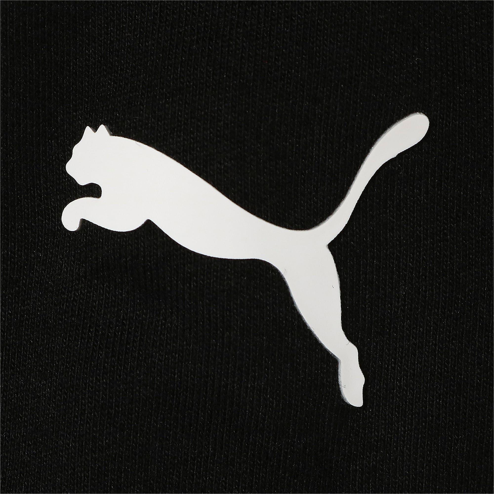 Thumbnail 4 of フェラーリ ビッグシールド Tシャツ + 半袖, Puma Black, medium-JPN