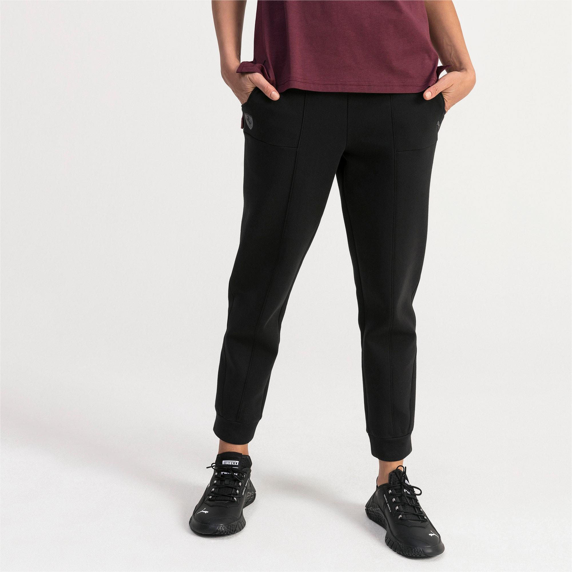 Thumbnail 1 of Ferrari Women's Sweatpants, Puma Black, medium