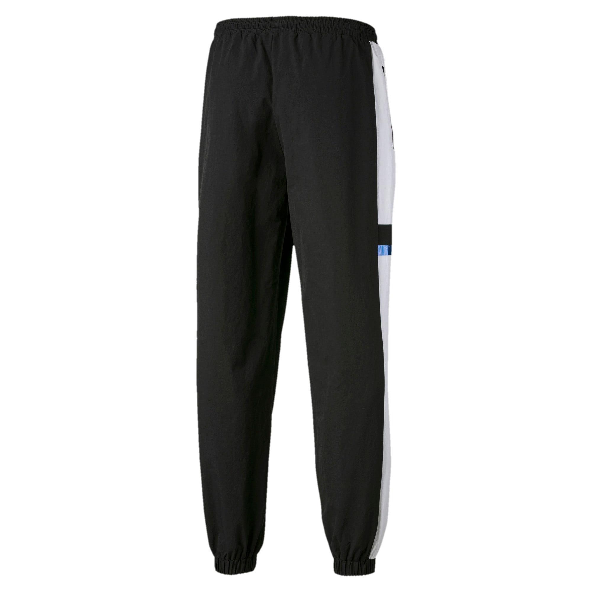Thumbnail 2 of BMW M Motorsport Street Men's Woven Pants, Puma Black, medium