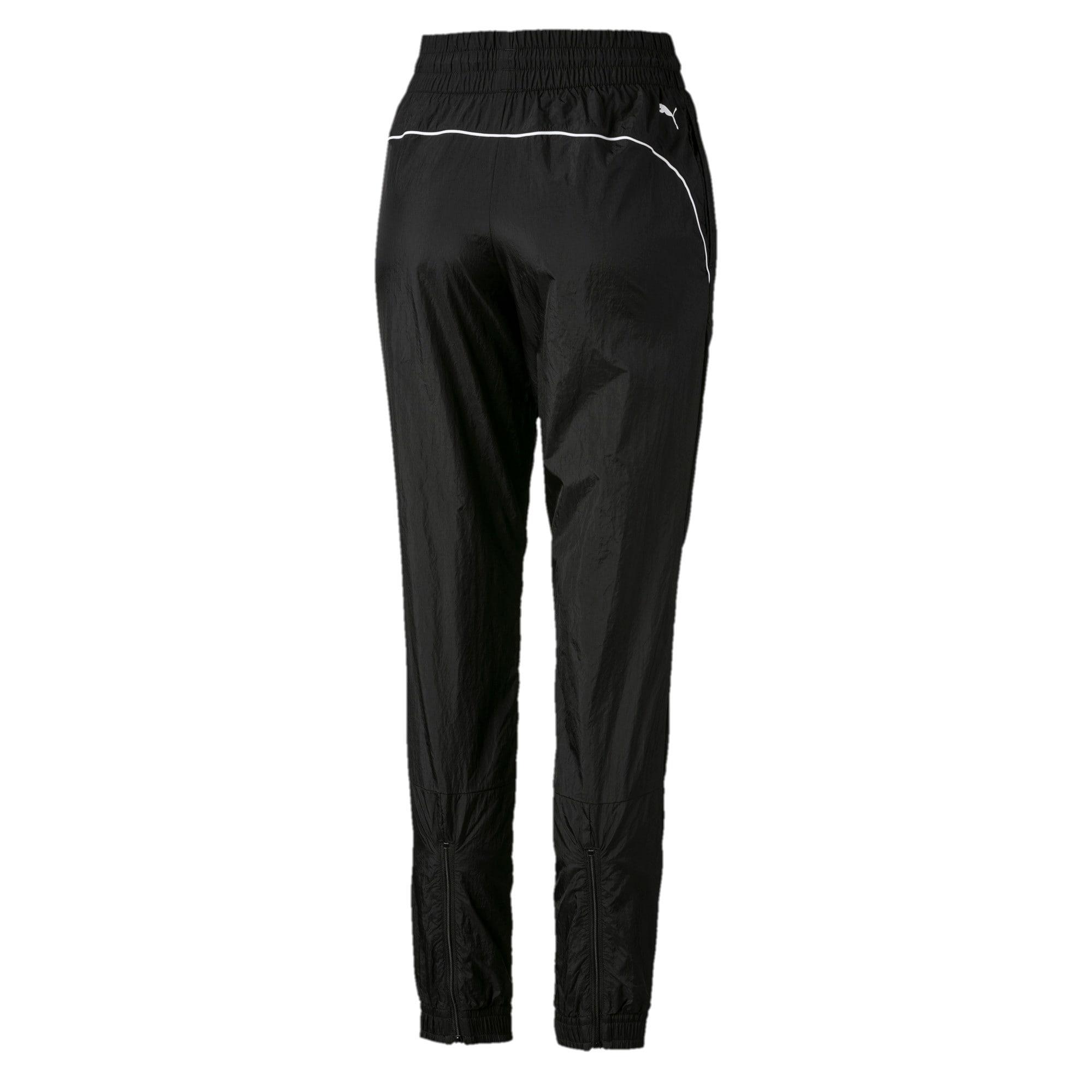 Miniatura 5 de Pantalones de punto Chase para mujer, Puma Black, mediano