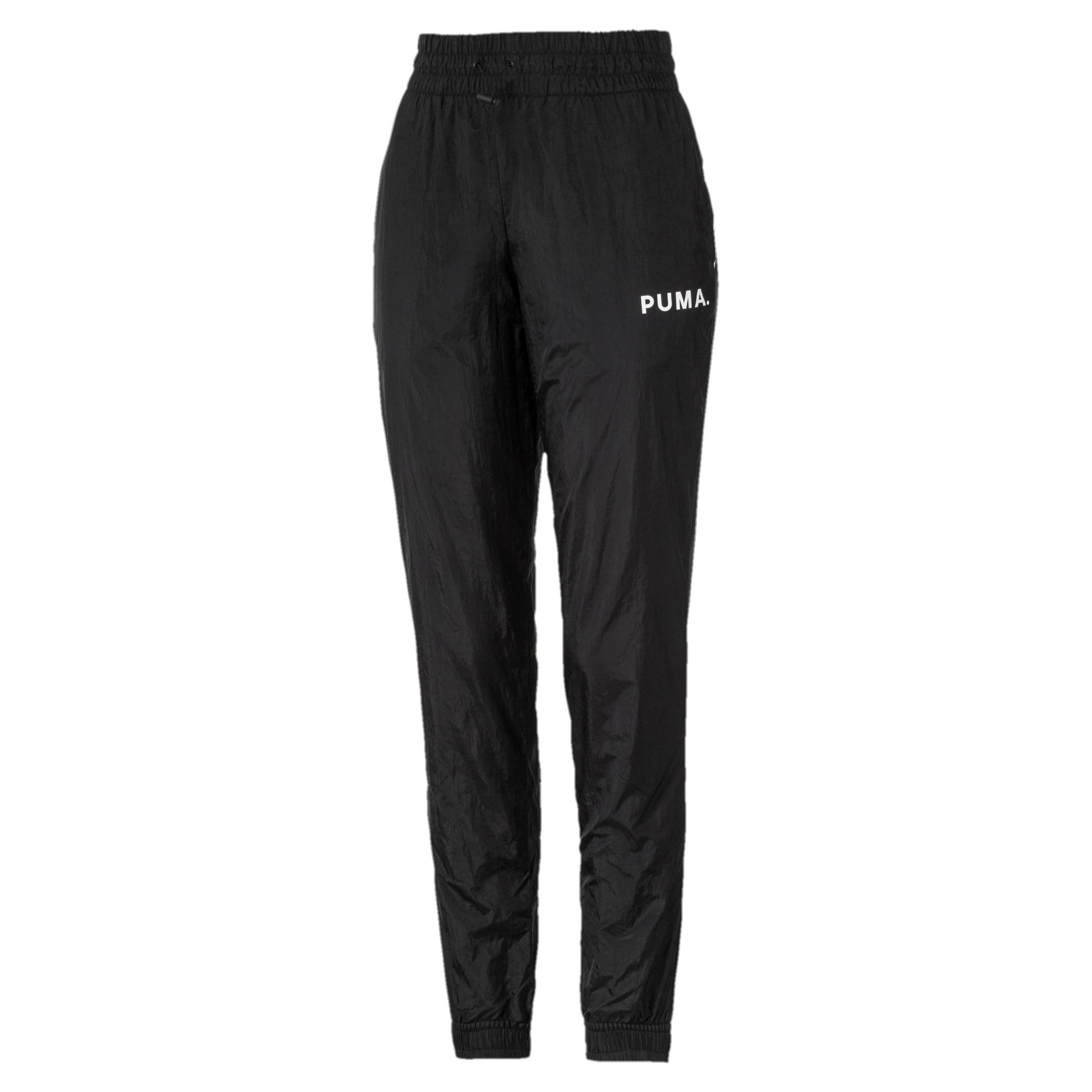 Miniatura 1 de Pantalones de punto Chase para mujer, Puma Black, mediano