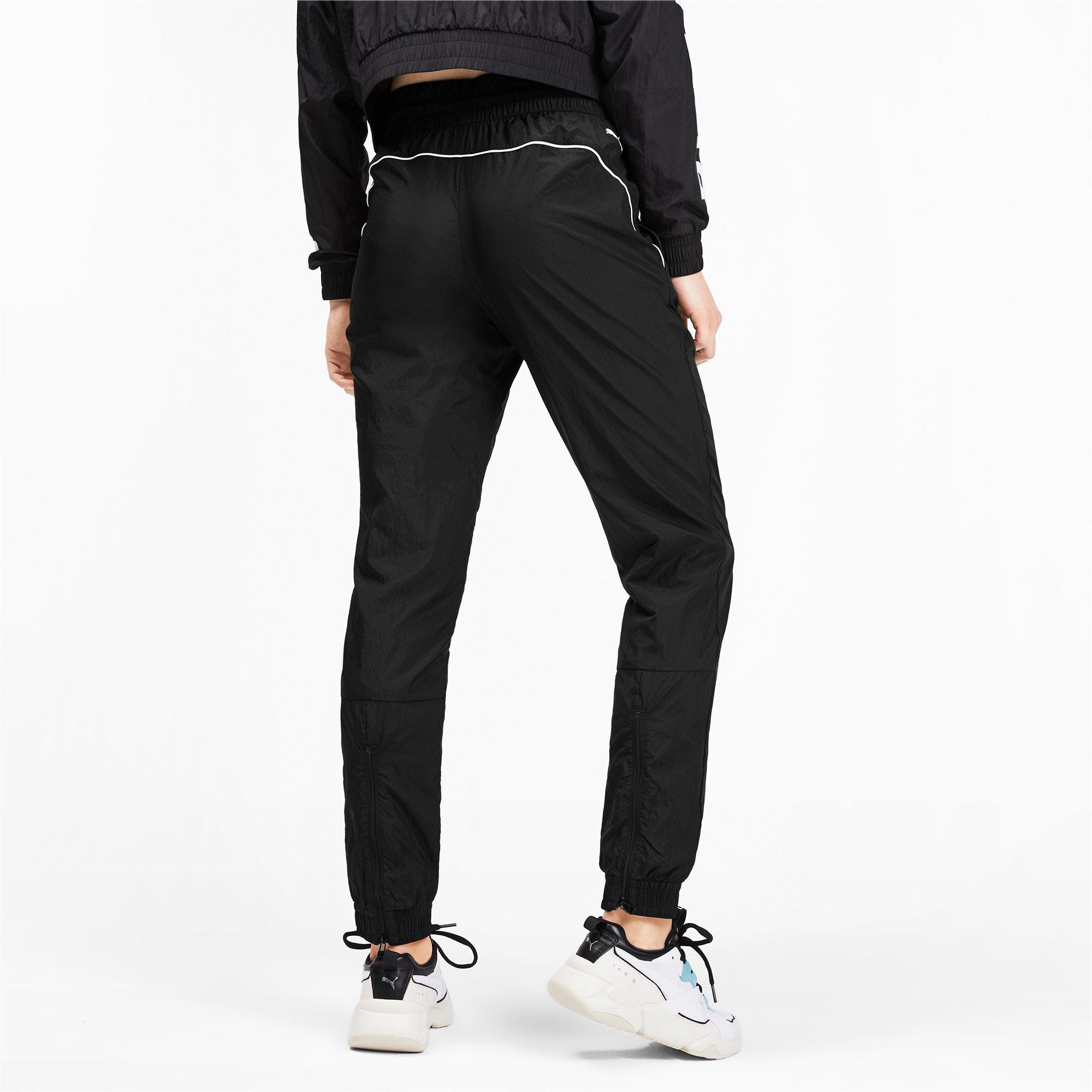Miniatura 3 de Pantalones de punto Chase para mujer, Puma Black, mediano
