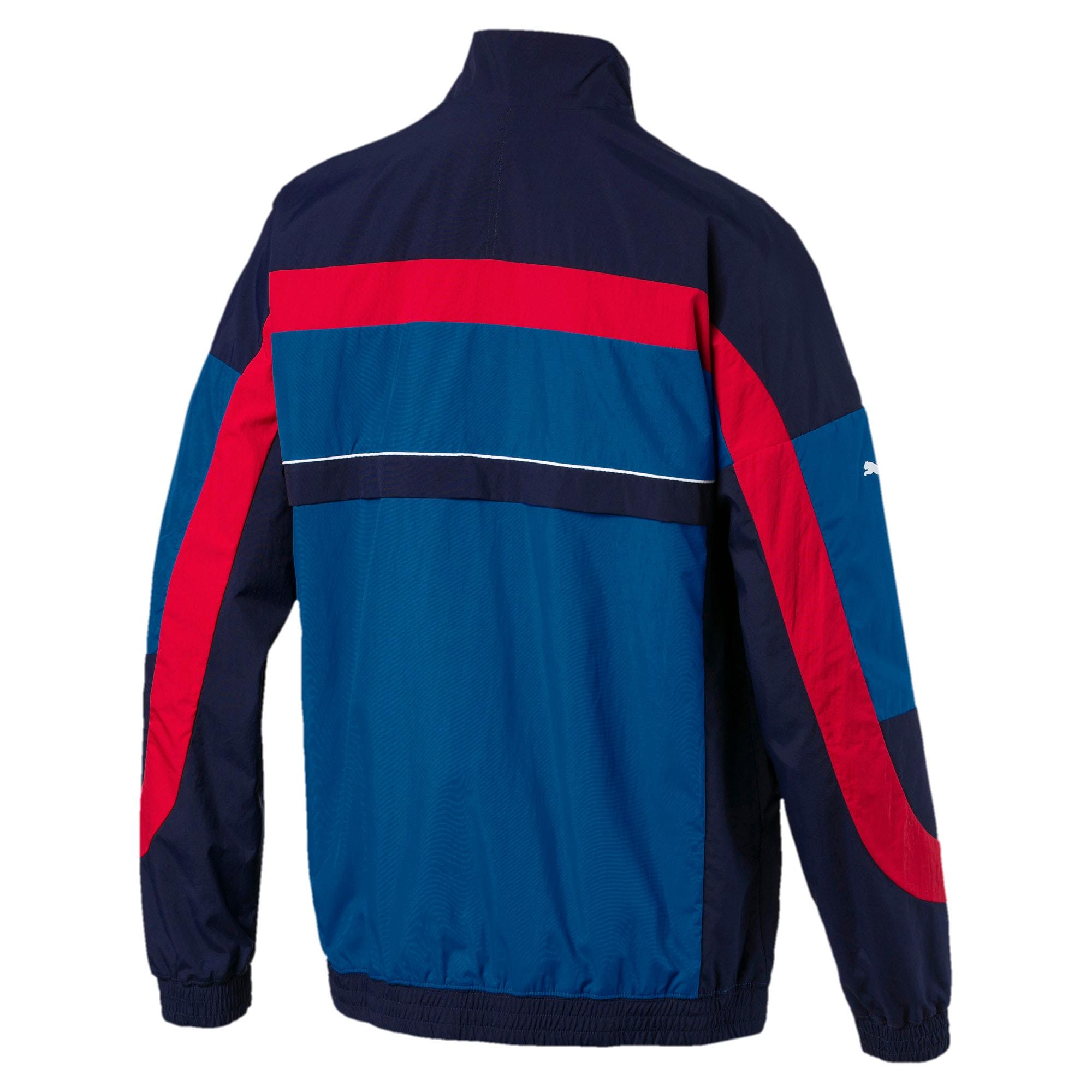 Thumbnail 5 van Ferrari Street geweven jas voor mannen, Galaxy-blauw, medium