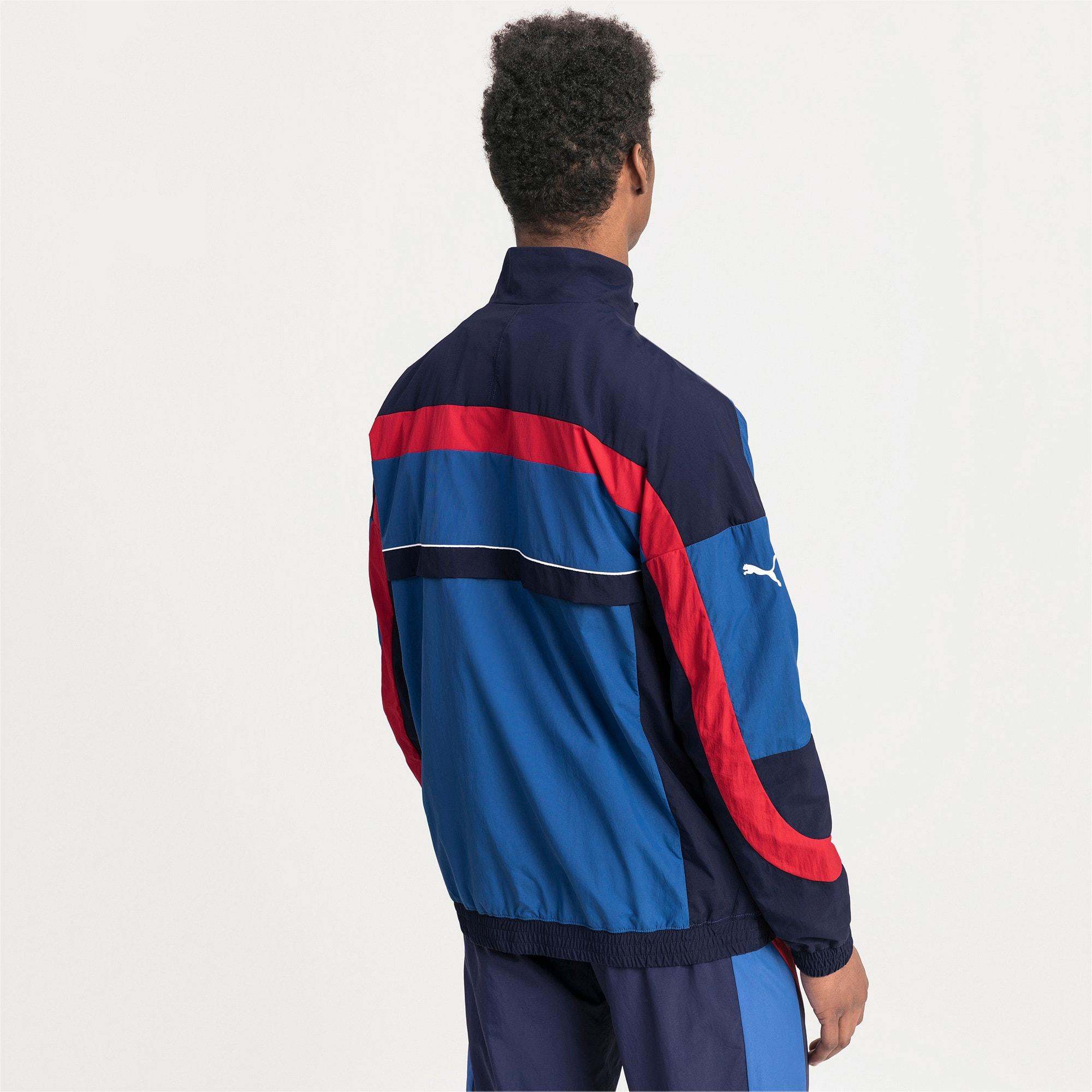 Thumbnail 2 van Ferrari Street geweven jas voor mannen, Galaxy-blauw, medium