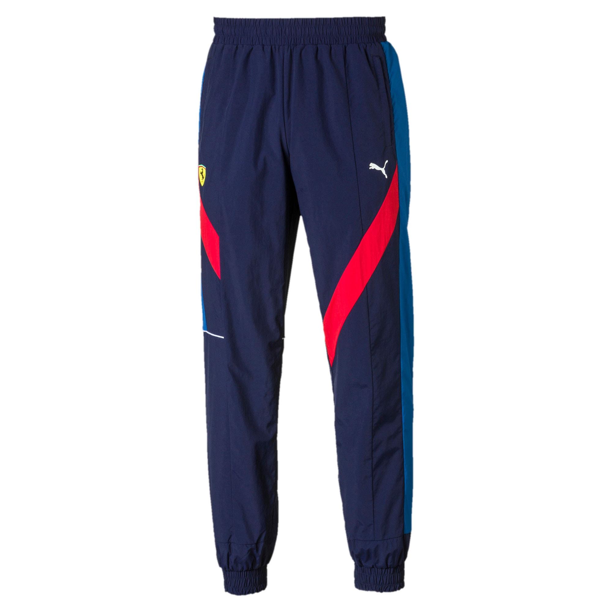 Miniatura 1 de Pantalón de punto Scuderia Ferrari Street para hombre, Galaxy Blue, mediano