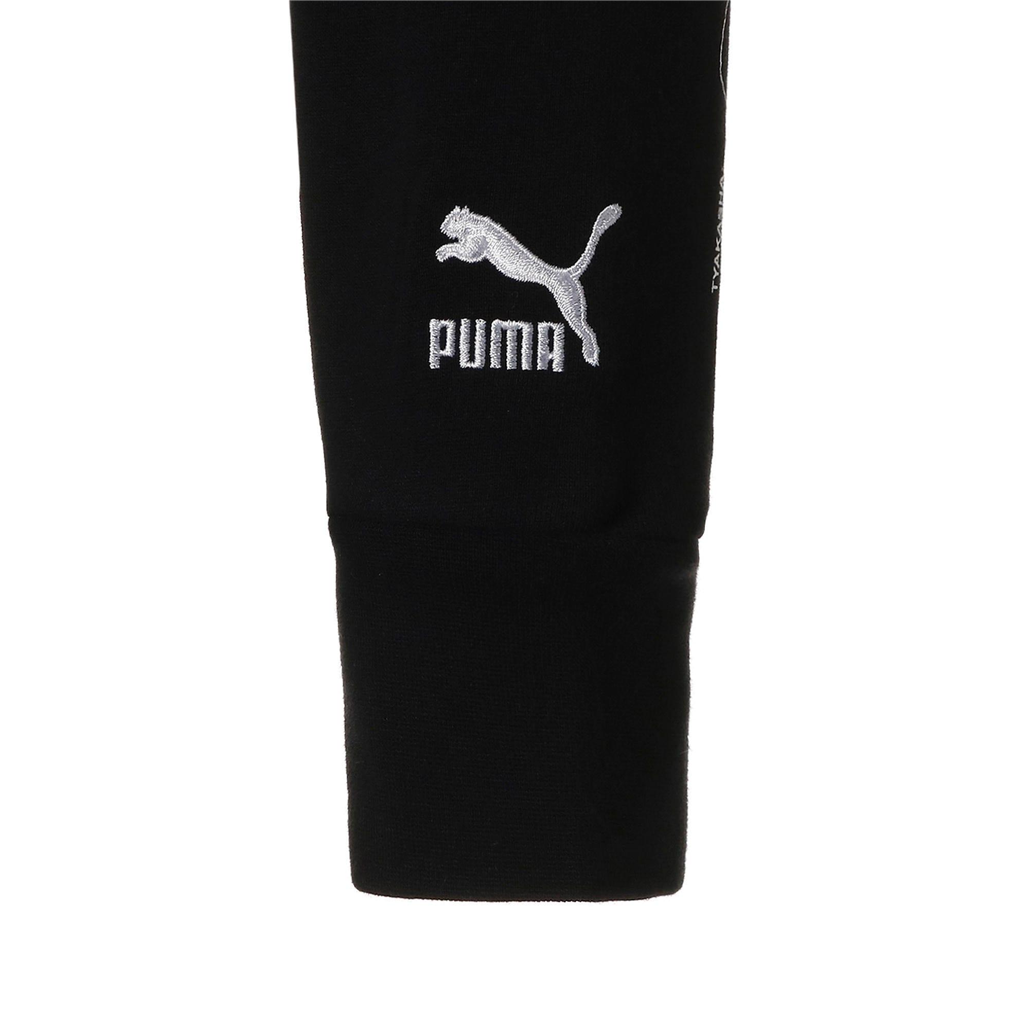Thumbnail 5 of PUMA x TYAKASHA ウィメンズ フーディー, Cotton Black, medium-JPN