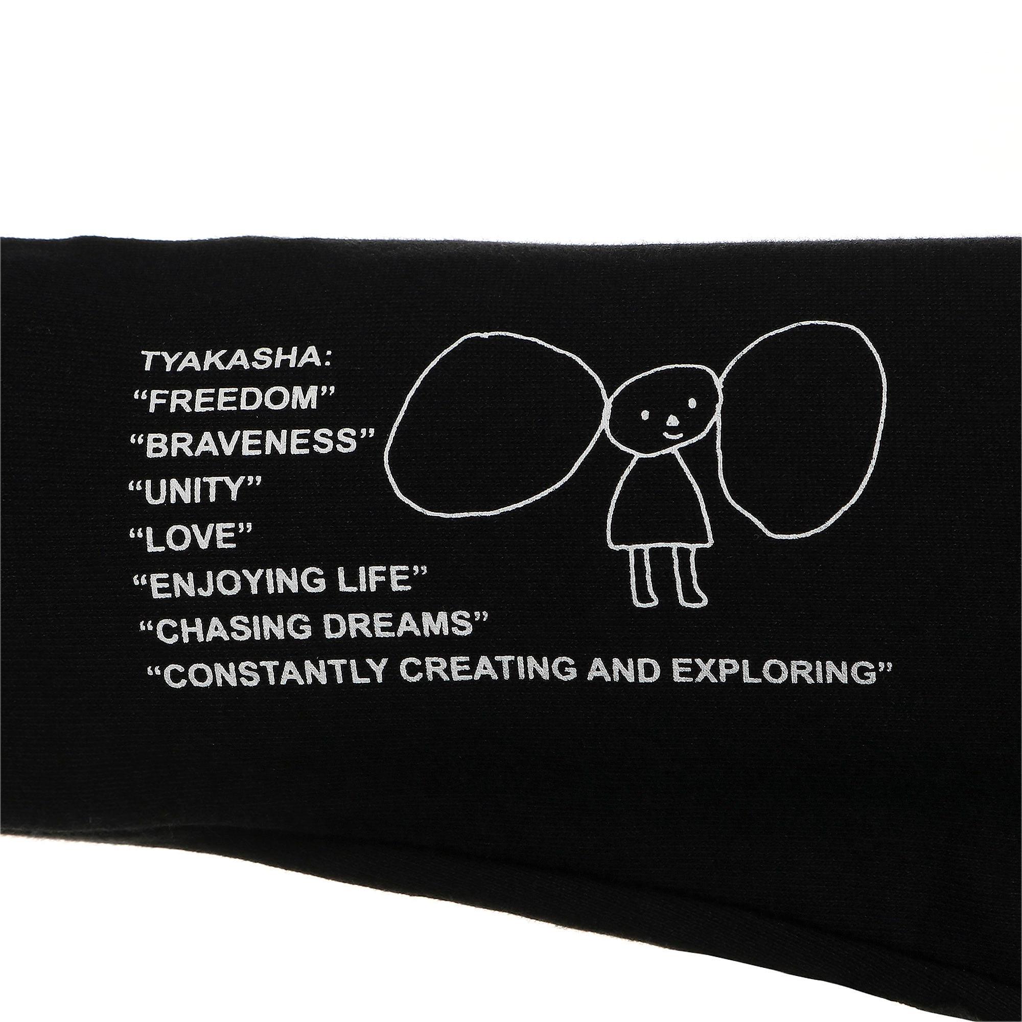 Thumbnail 7 of PUMA x TYAKASHA ウィメンズ フーディー, Cotton Black, medium-JPN