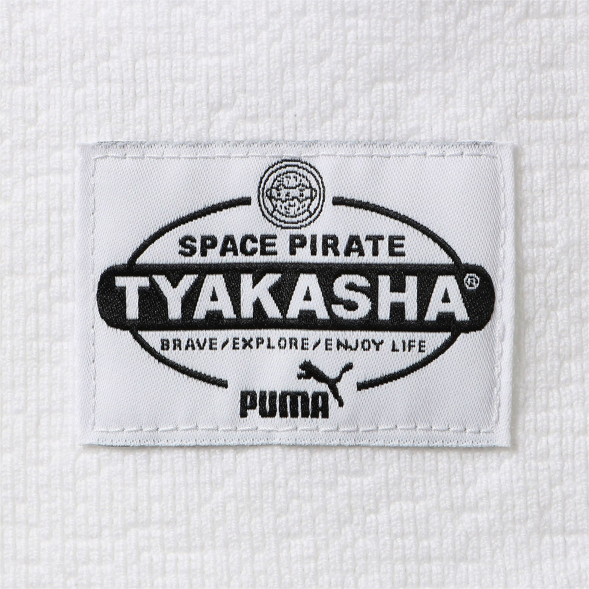 Thumbnail 8 of PUMA x TYAKASHA Tシャツ, Puma White, medium-JPN