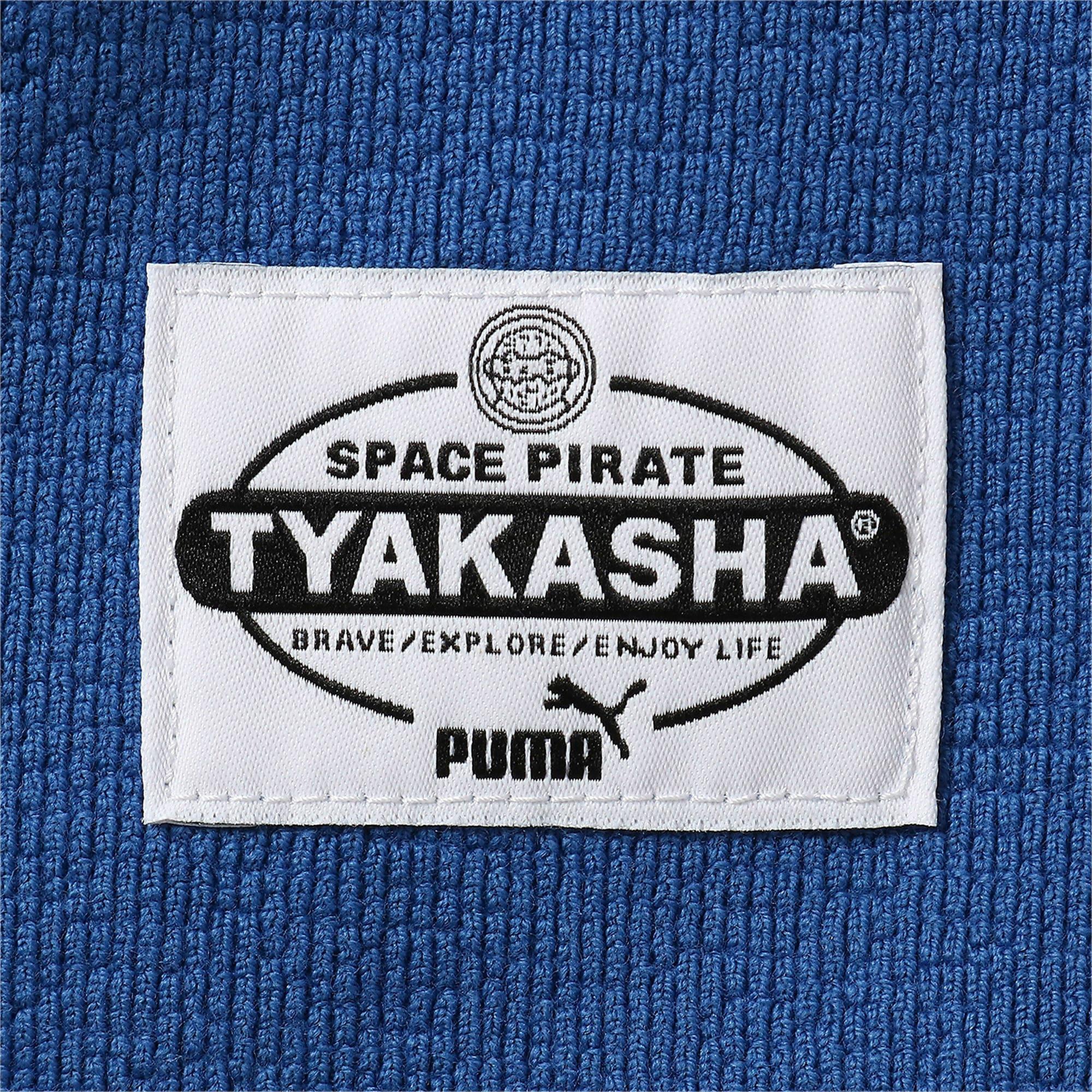 Thumbnail 8 of PUMA x TYAKASHA Tシャツ, Galaxy Blue, medium-JPN