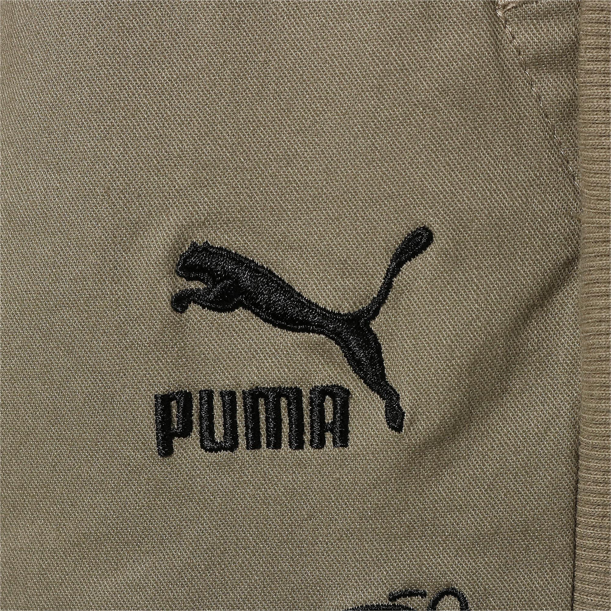 Thumbnail 4 of PUMA x TYAKASHA トラックパンツ, Vetiver, medium-JPN