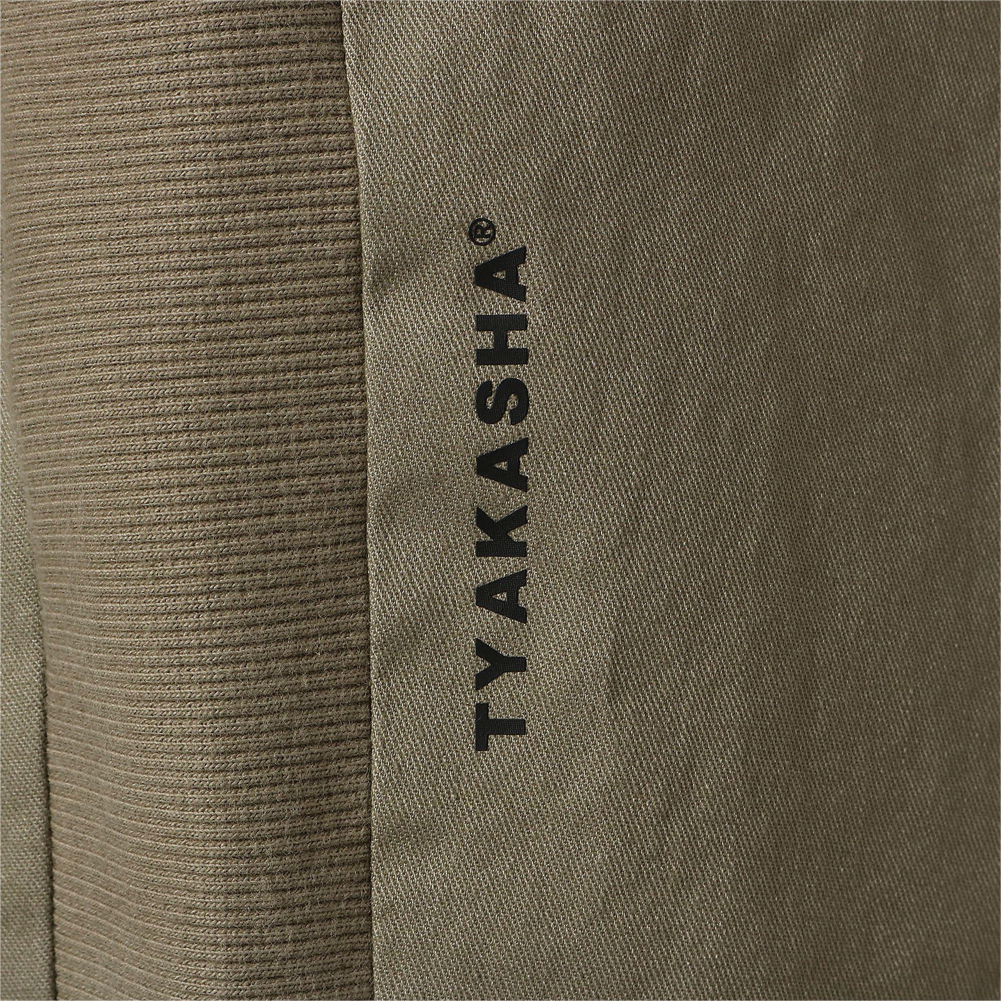 Thumbnail 9 of PUMA x TYAKASHA トラックパンツ, Vetiver, medium-JPN