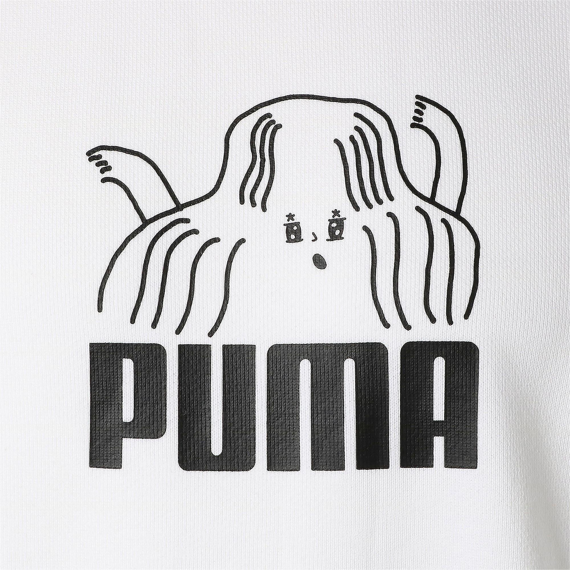 Thumbnail 7 of PUMA x TYAKASHA クルー, Puma White, medium-JPN