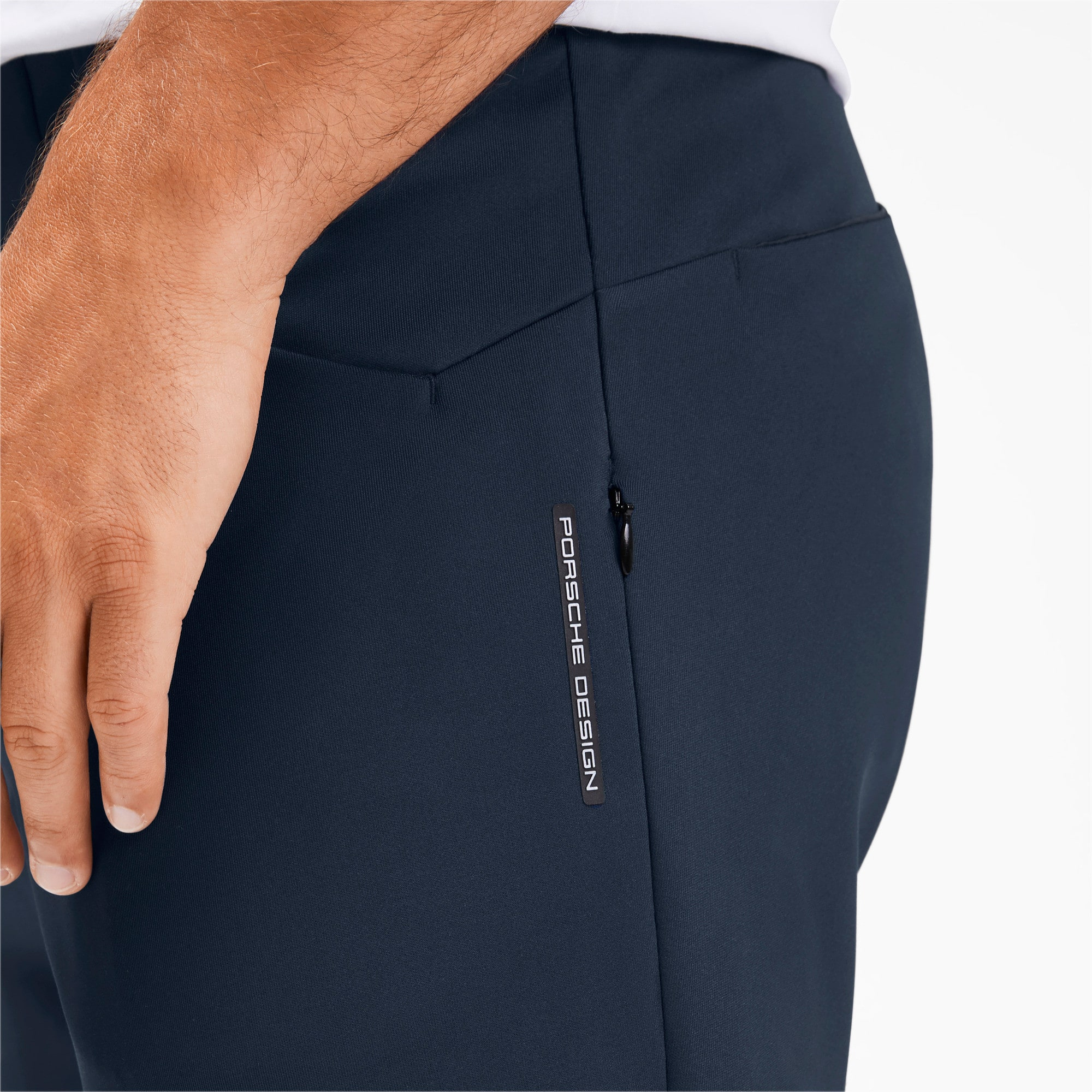 Thumbnail 6 of Pantalon 5 poches Porsche Design pour homme, Navy Blazer, medium